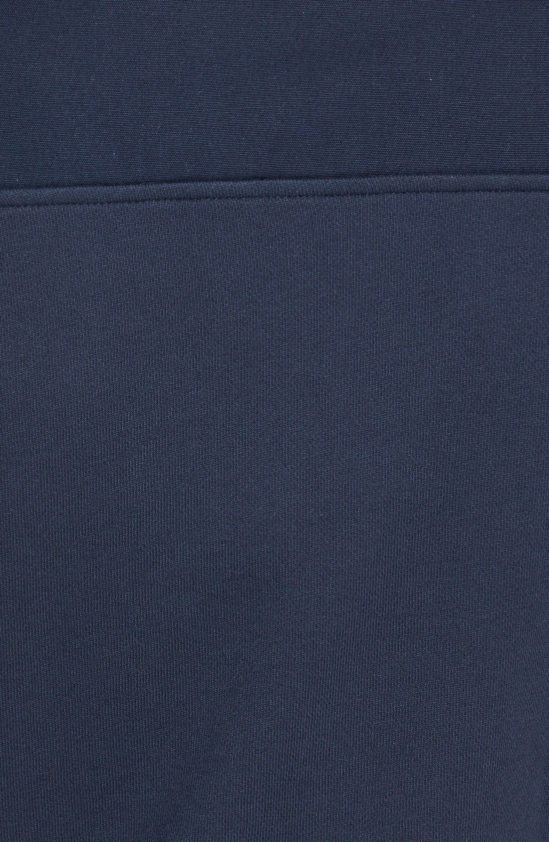 Shep Half Zip French Terry Pullover,                             Alternate thumbnail 7, color,                             VINEYARD NAVY