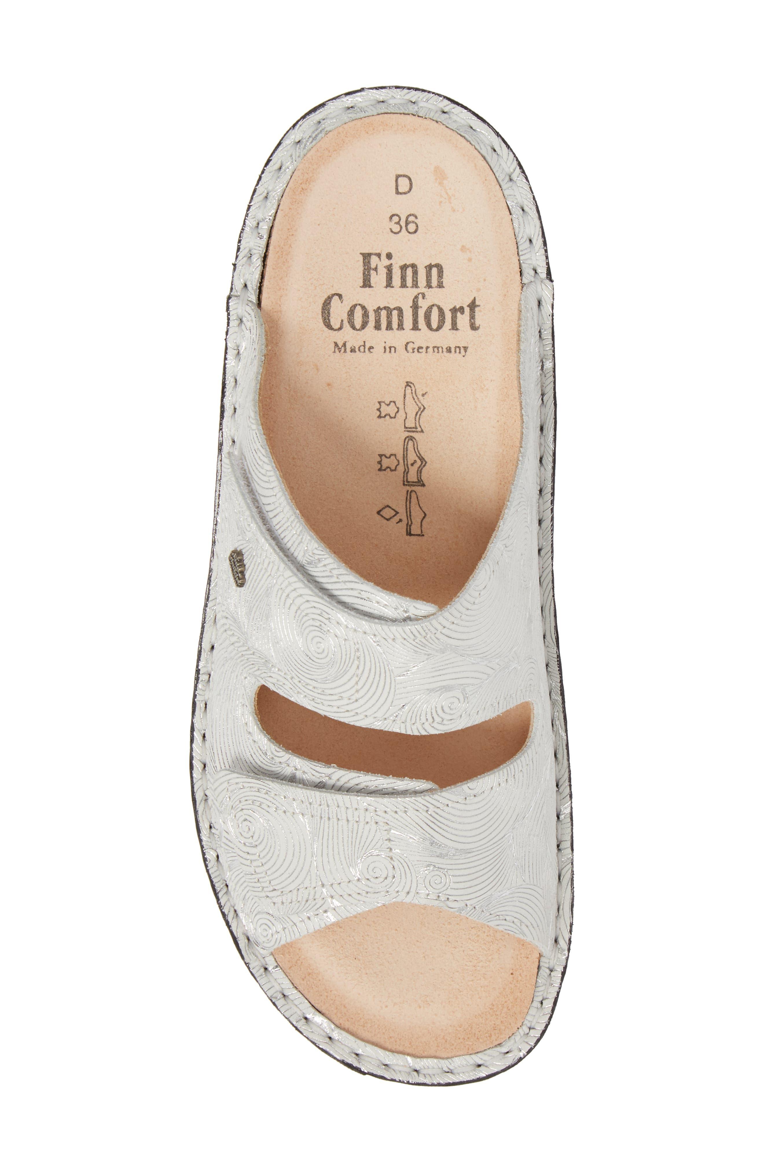 FINN COMFORT,                             'Jamaica' Sandal,                             Alternate thumbnail 5, color,                             100