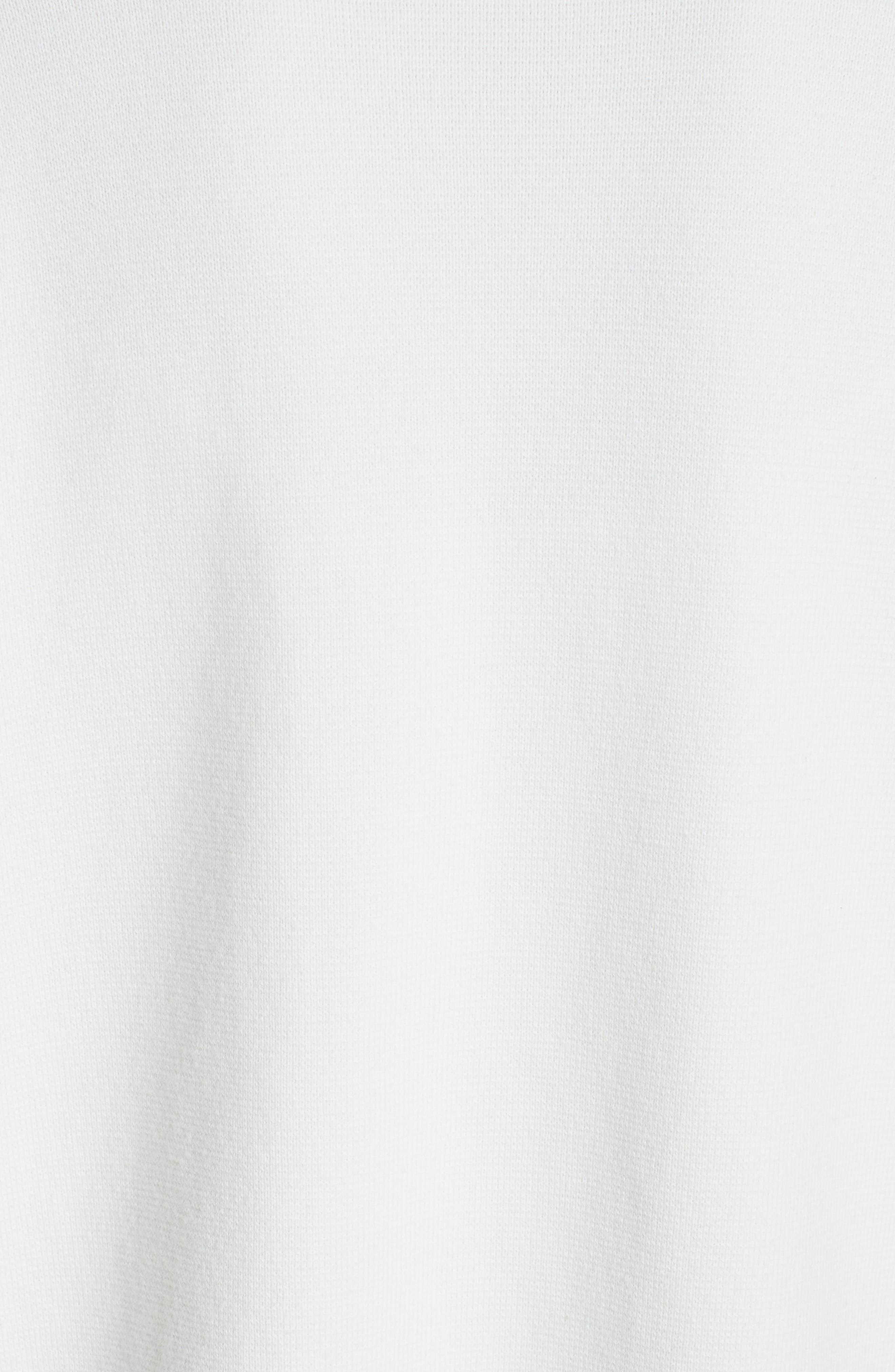 Button Cardigan,                             Alternate thumbnail 5, color,                             BIANCO CALDO