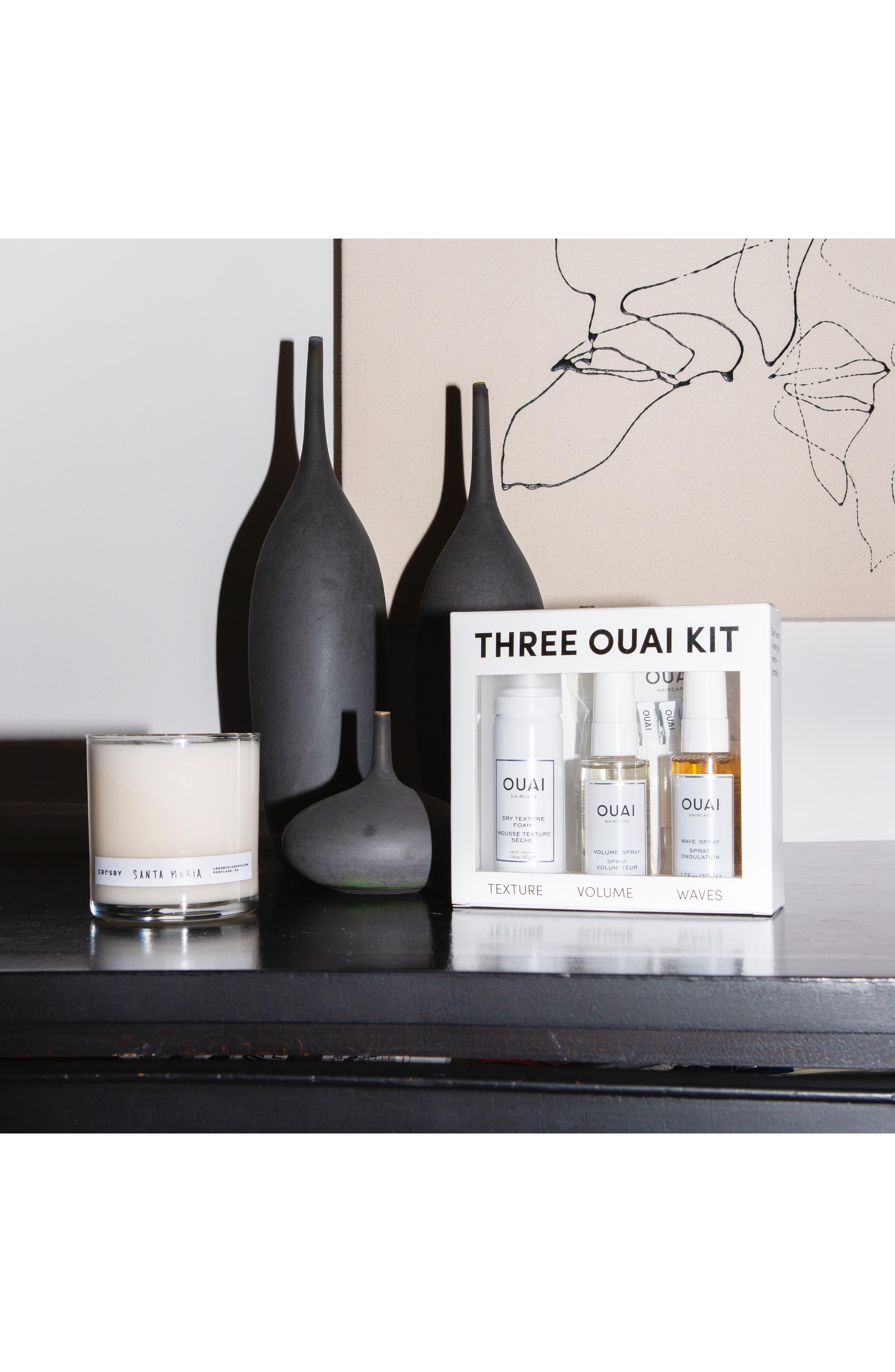 The Three OUAI Kit,                             Alternate thumbnail 2, color,                             000