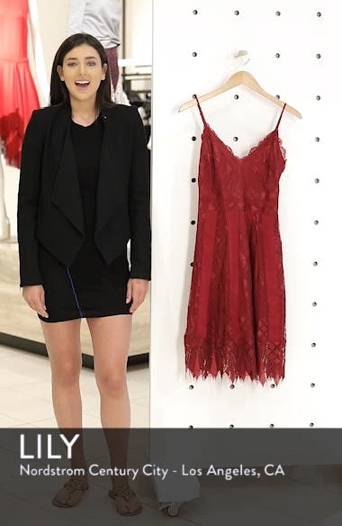 Calla Lace Dress, sales video thumbnail