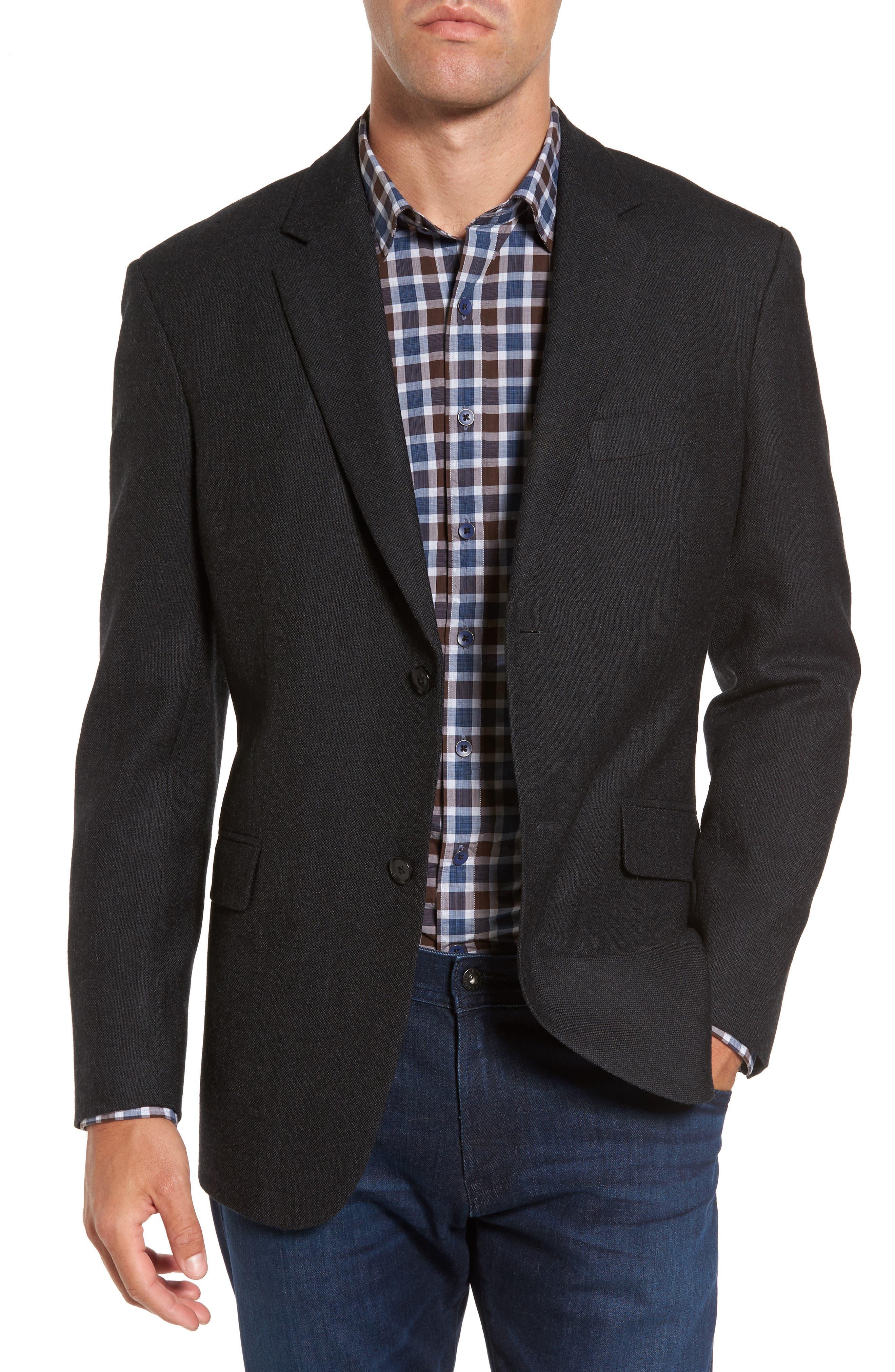 Slingsby Virgin Wool Sport Coat,                         Main,                         color, 021