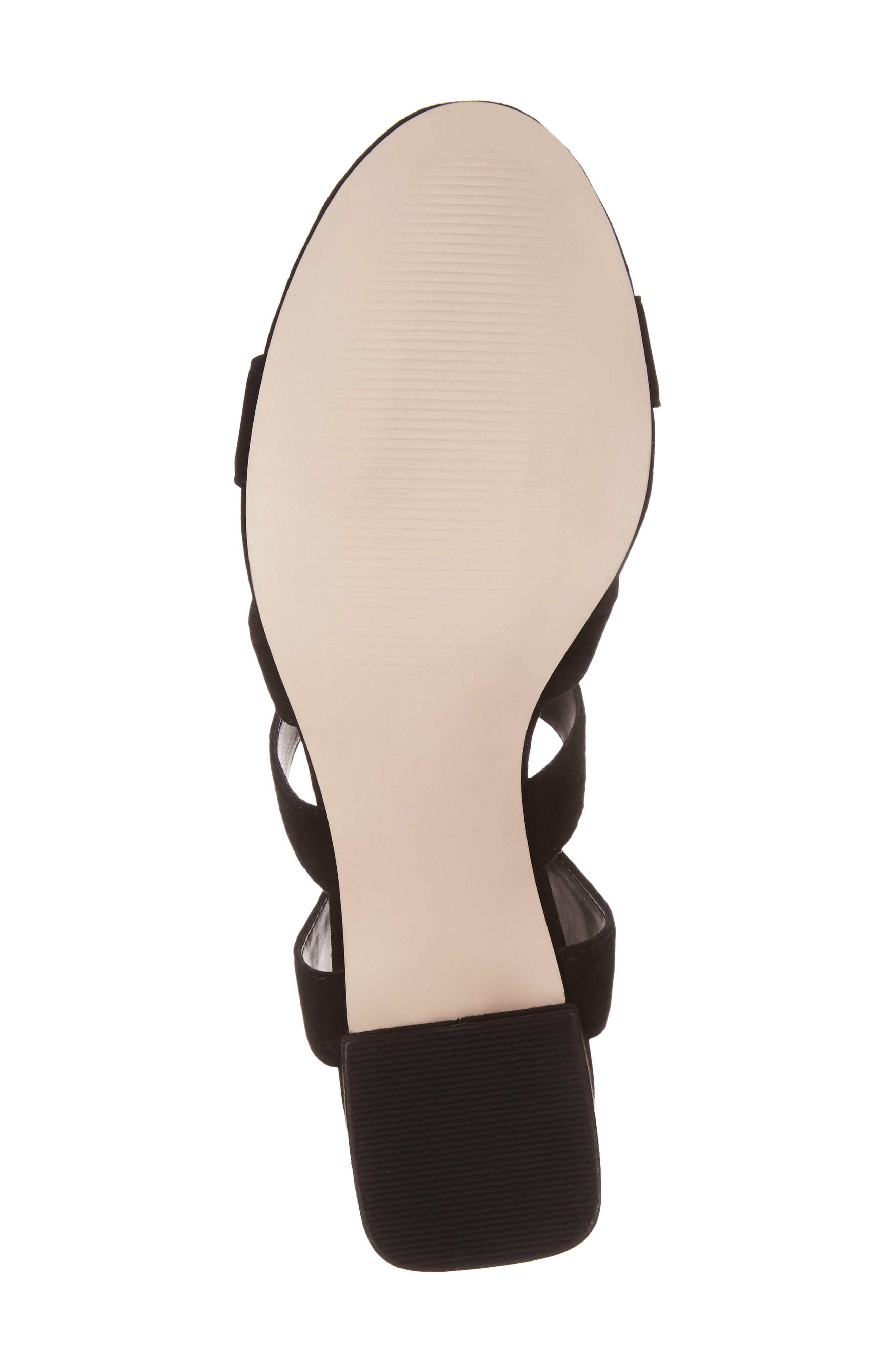 Rosemary Lace-Up Sandal,                             Alternate thumbnail 6, color,                             003