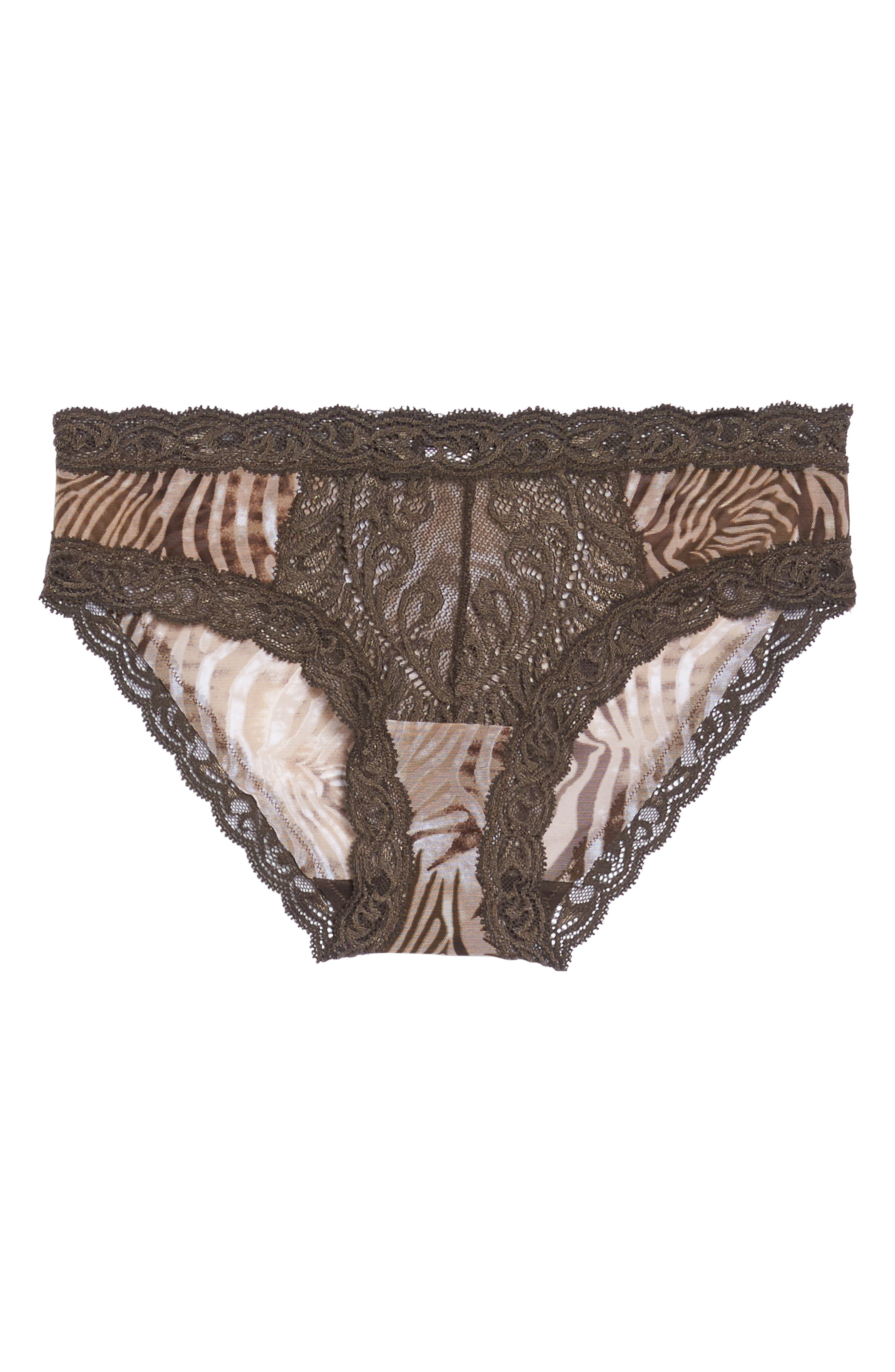 Feathers Hipster Briefs,                             Alternate thumbnail 415, color,