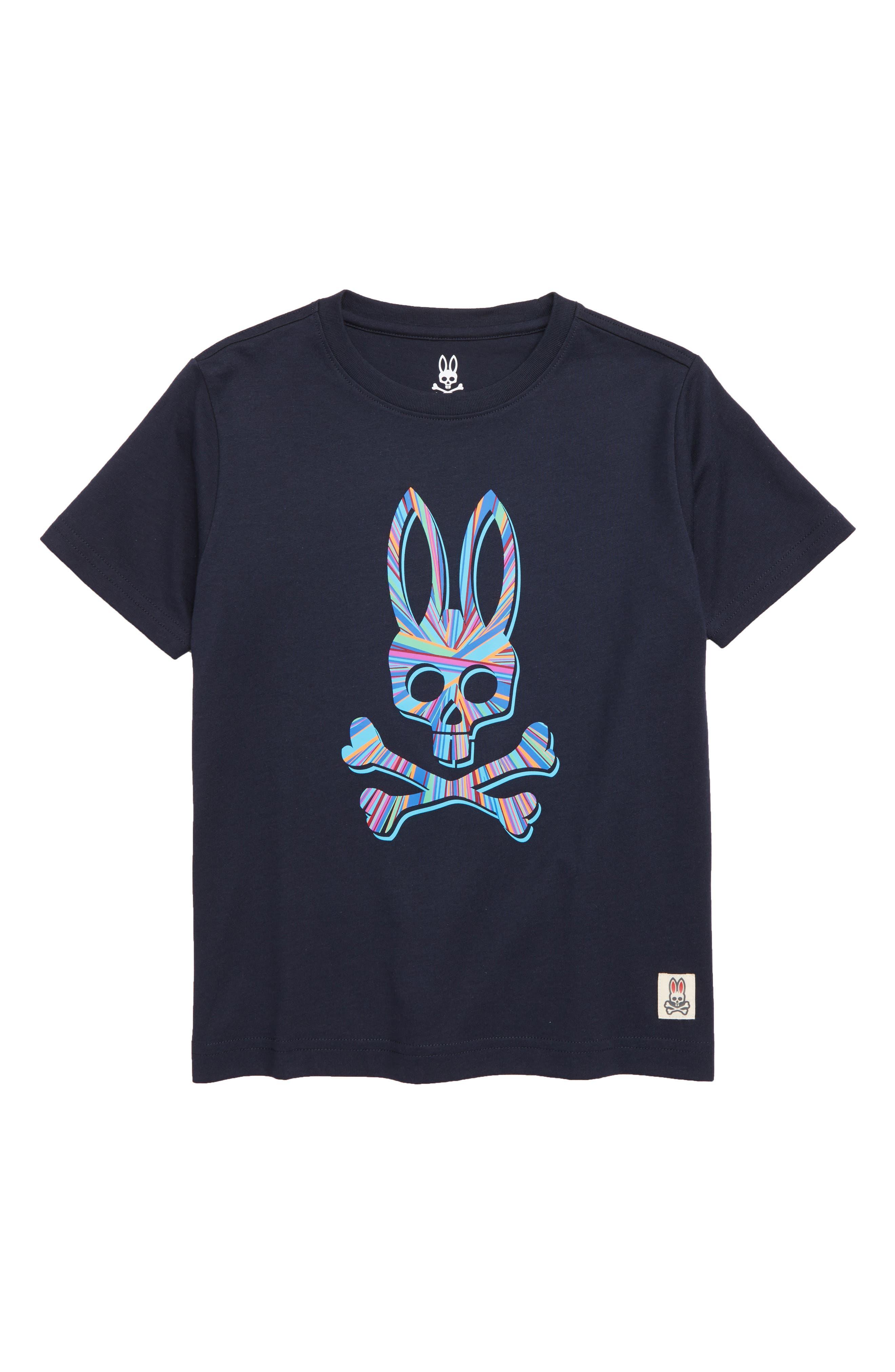 Graphic T-Shirt,                             Main thumbnail 1, color,                             NAVY