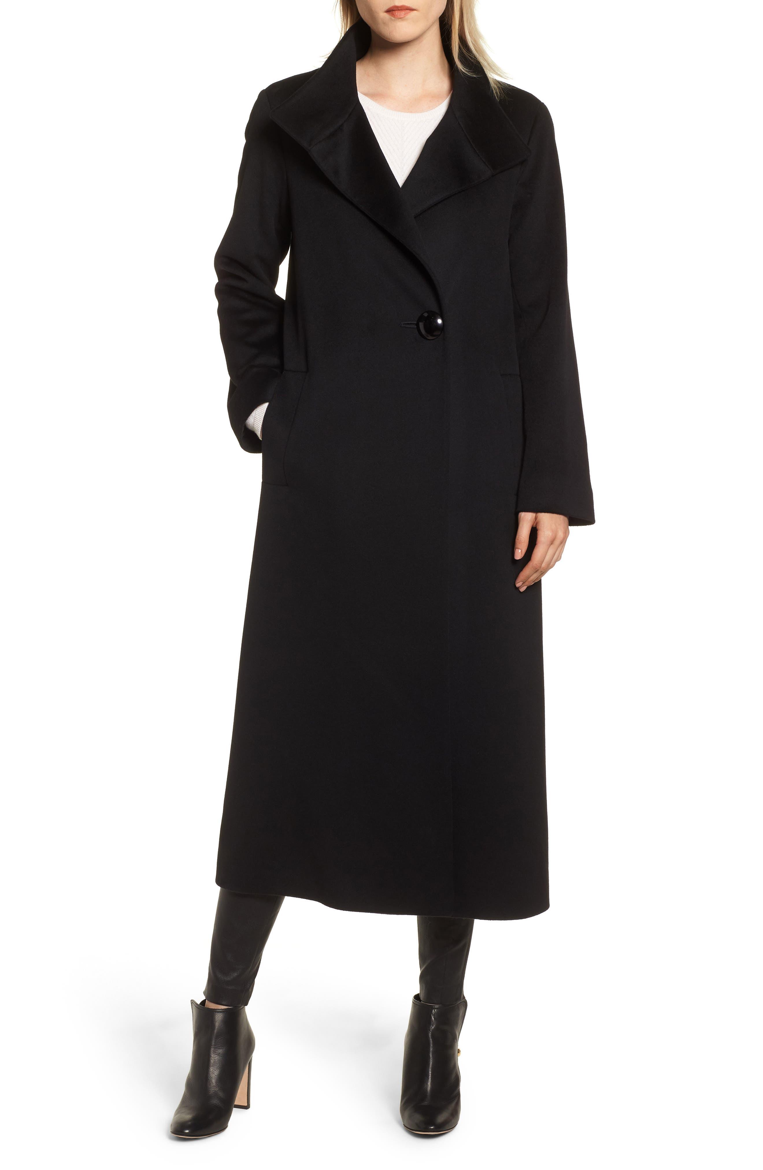 maxi coat petite