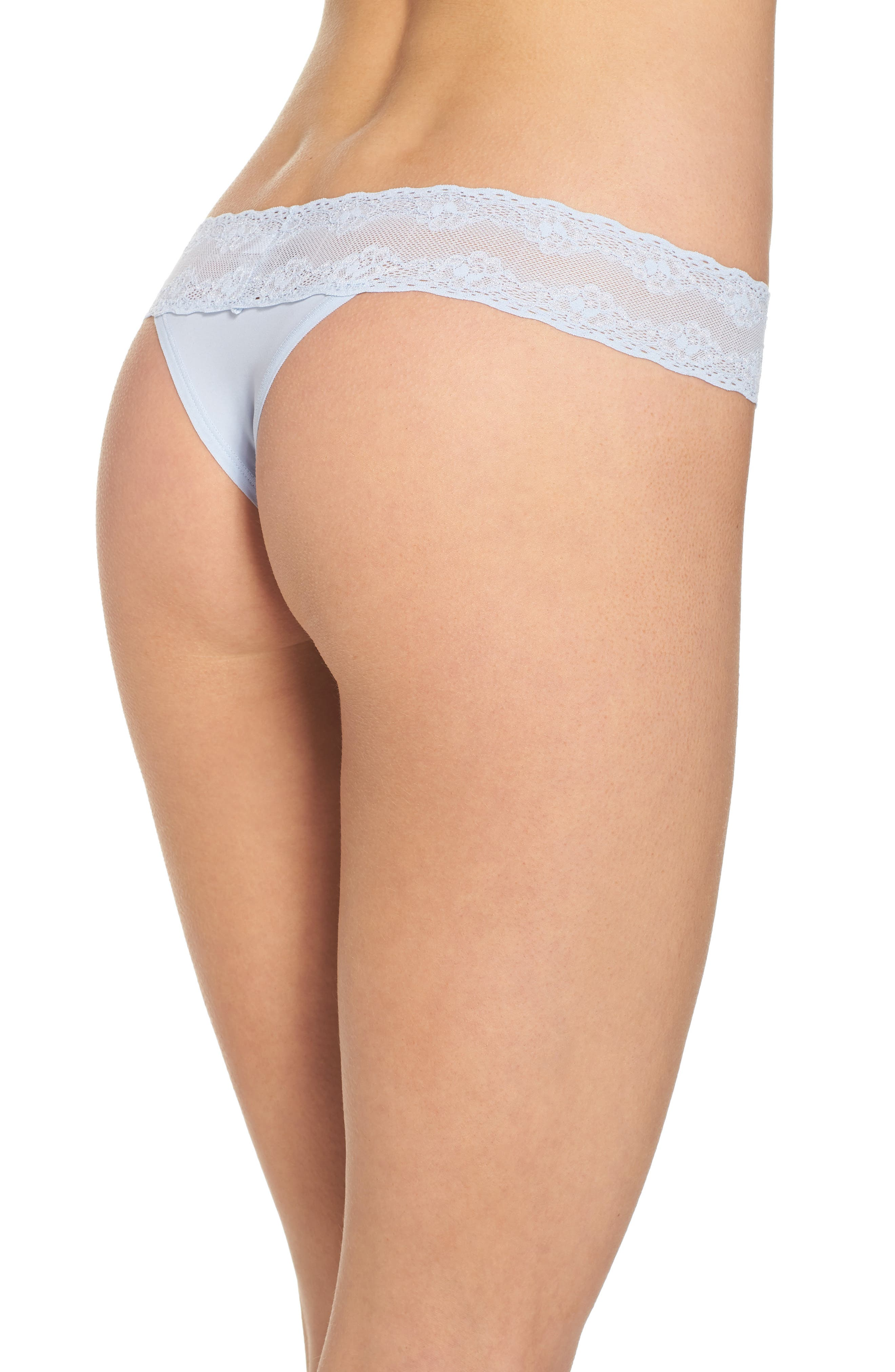 Bliss Perfection Thong,                             Alternate thumbnail 114, color,