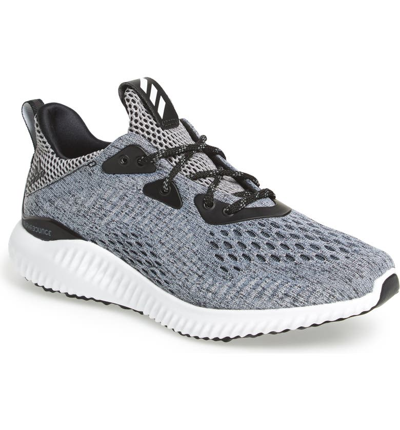 cheap for discount ee437 67538 ADIDAS AlphaBounce Running Shoe, Main, color, 001
