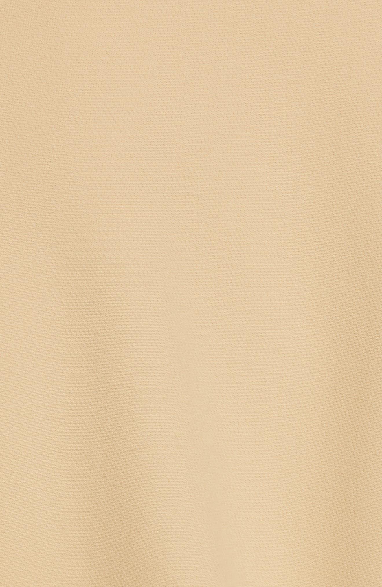 Alyssandra Trench Coat,                             Alternate thumbnail 6, color,                             BISCUIT