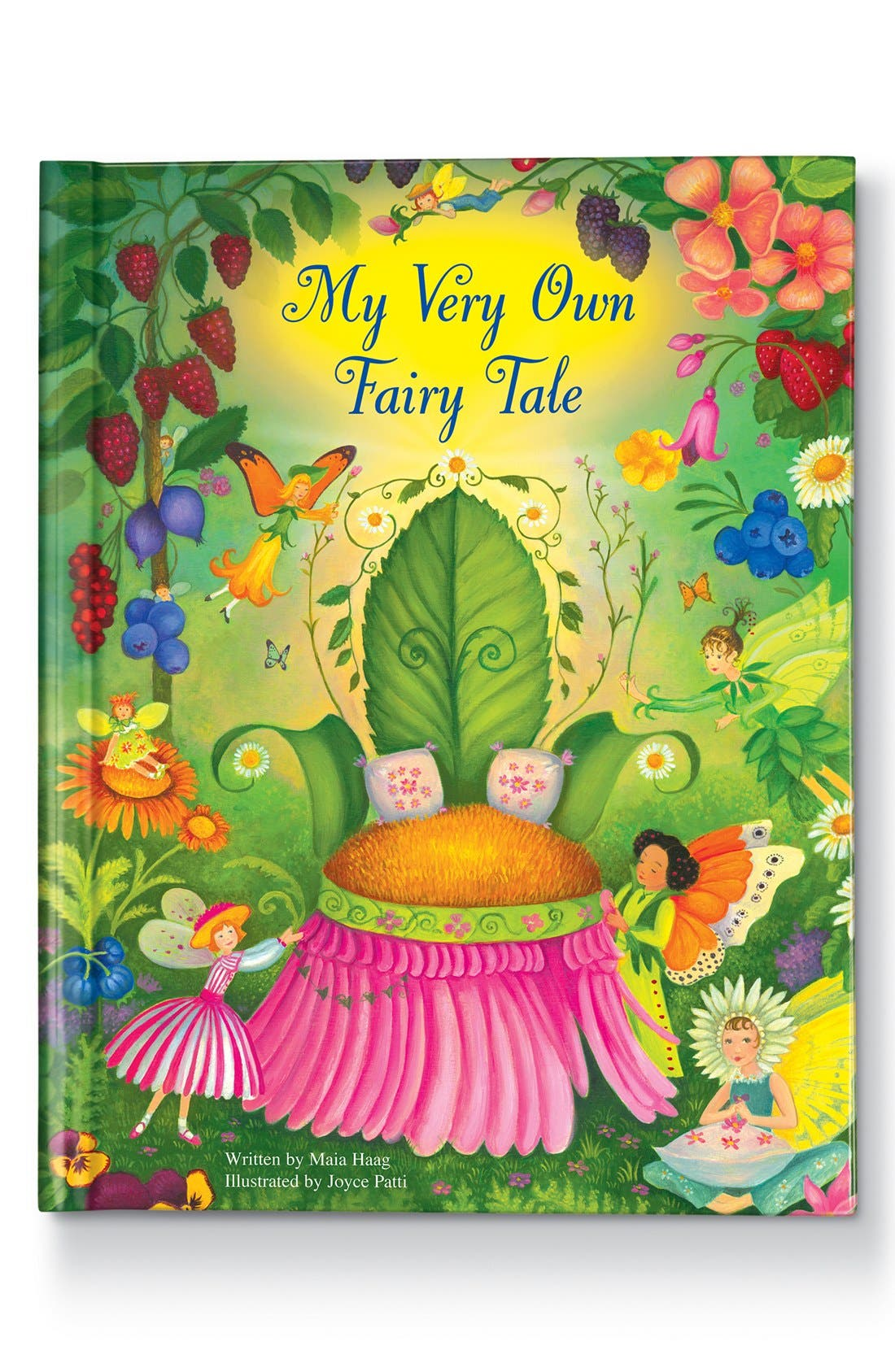 'My Very Own Fairy Tale' Personalized Book,                             Main thumbnail 1, color,                             NONE