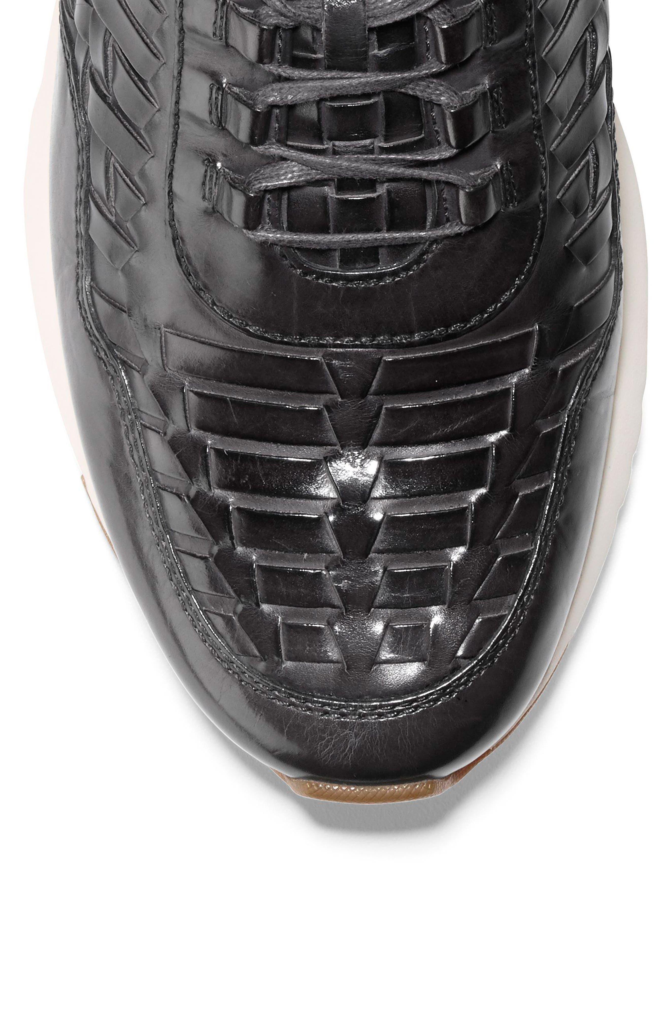 GrandPrø Runner Huarache Sneaker,                             Alternate thumbnail 7, color,                             020