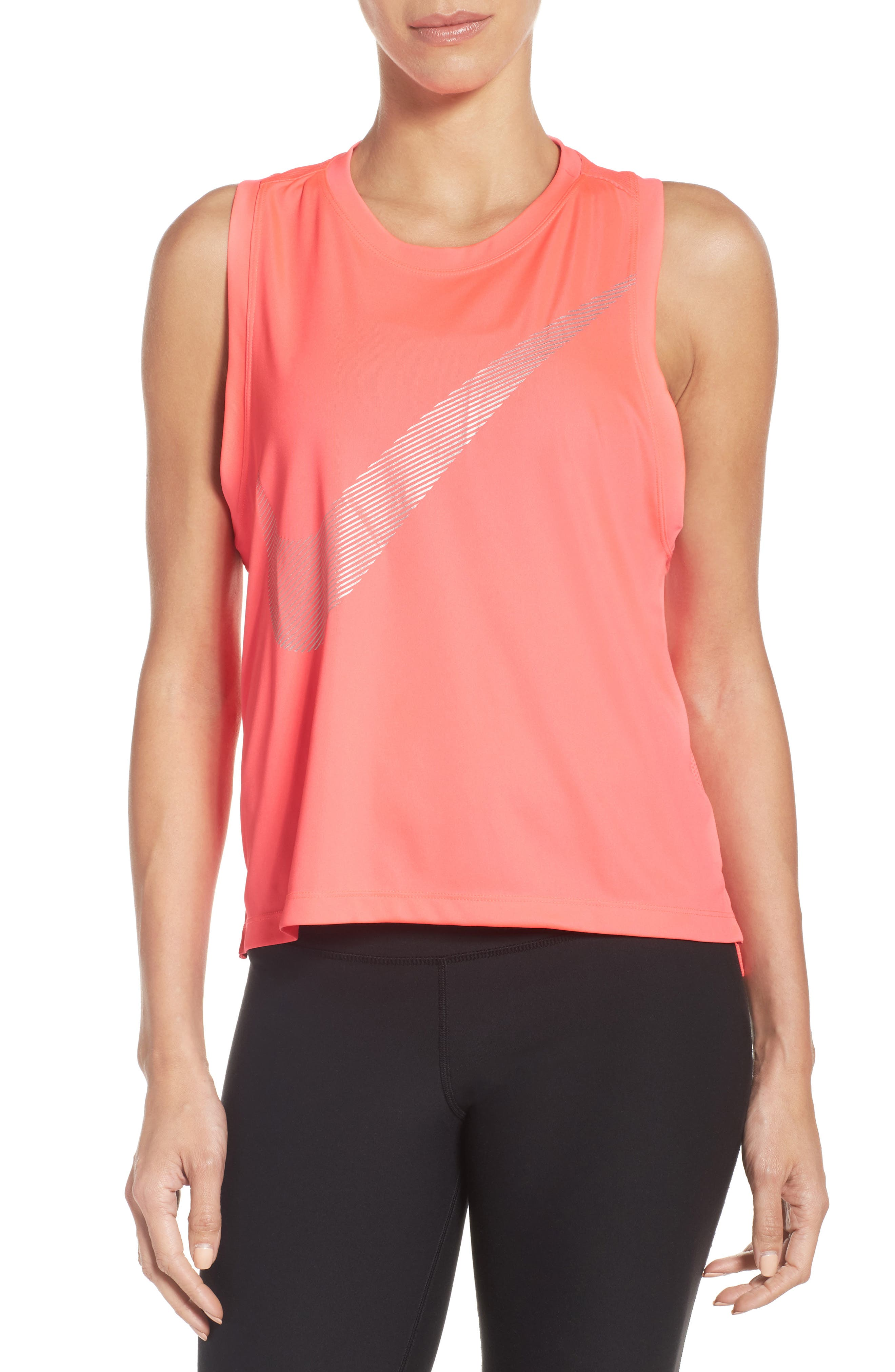 Sportswear Essential Muscle Tank,                             Main thumbnail 3, color,