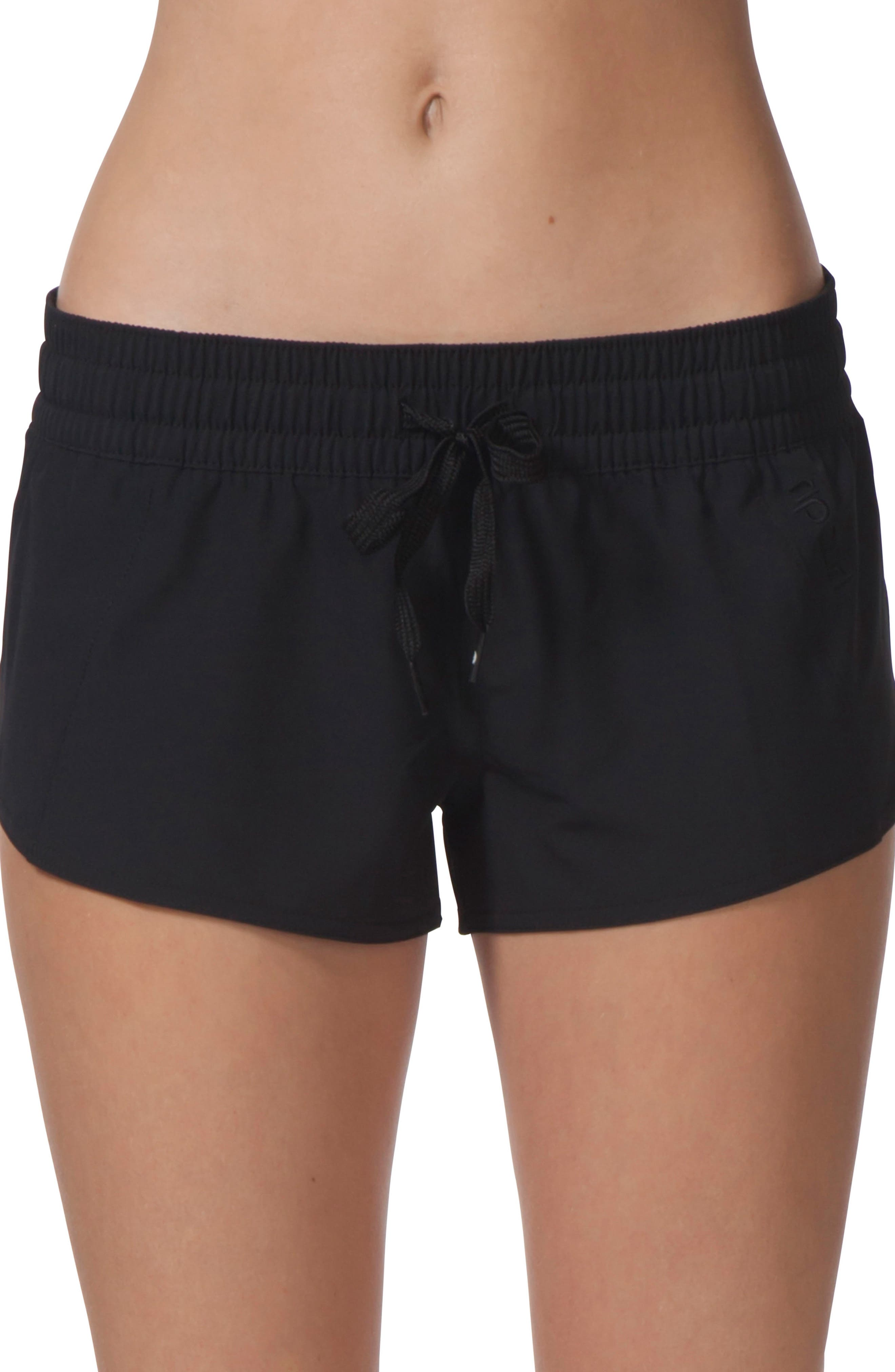 Classic Surf 2 Boardie Shorts,                         Main,                         color, BLACK