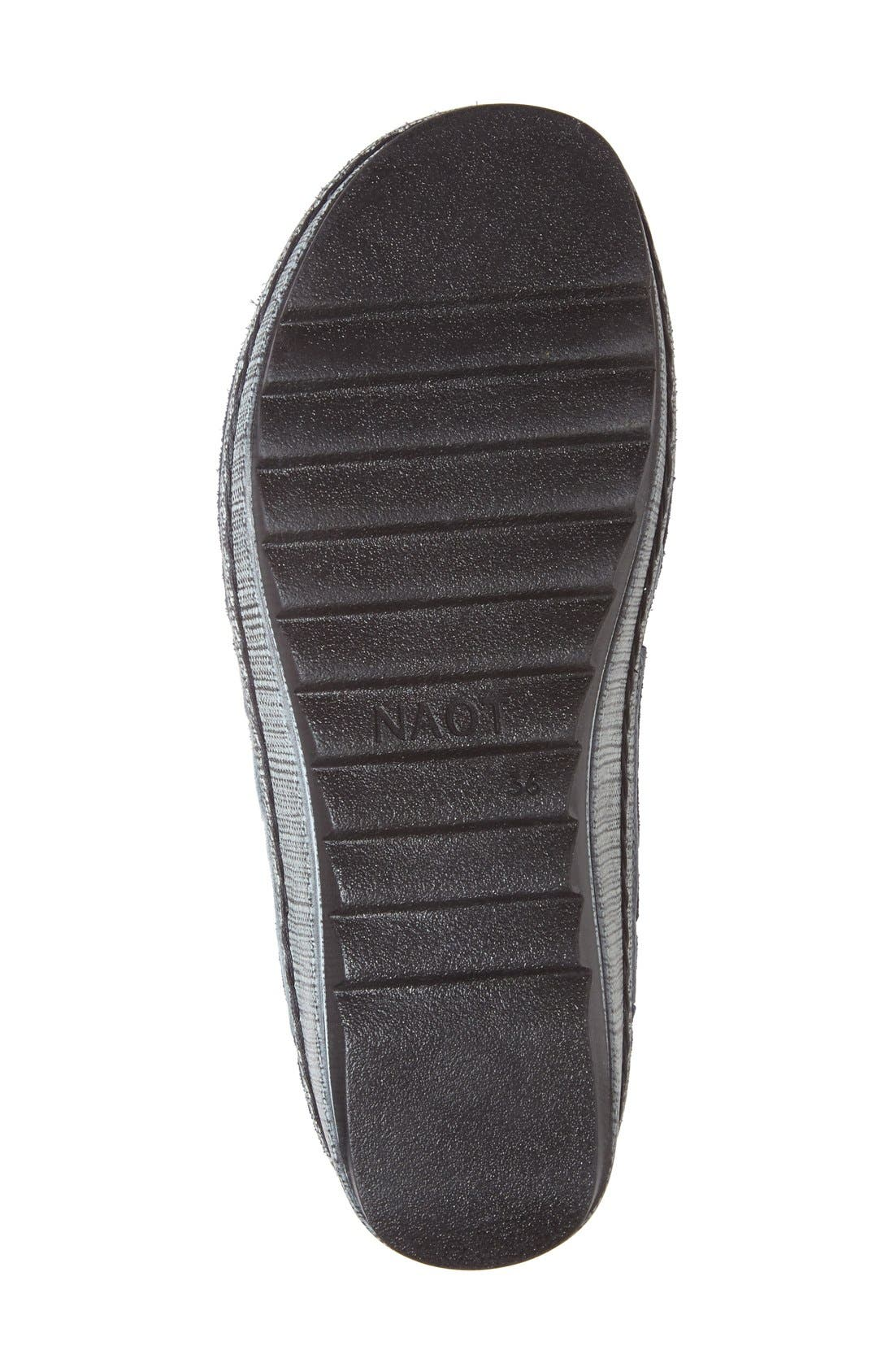 'Lantana' Sandal,                             Alternate thumbnail 4, color,                             400