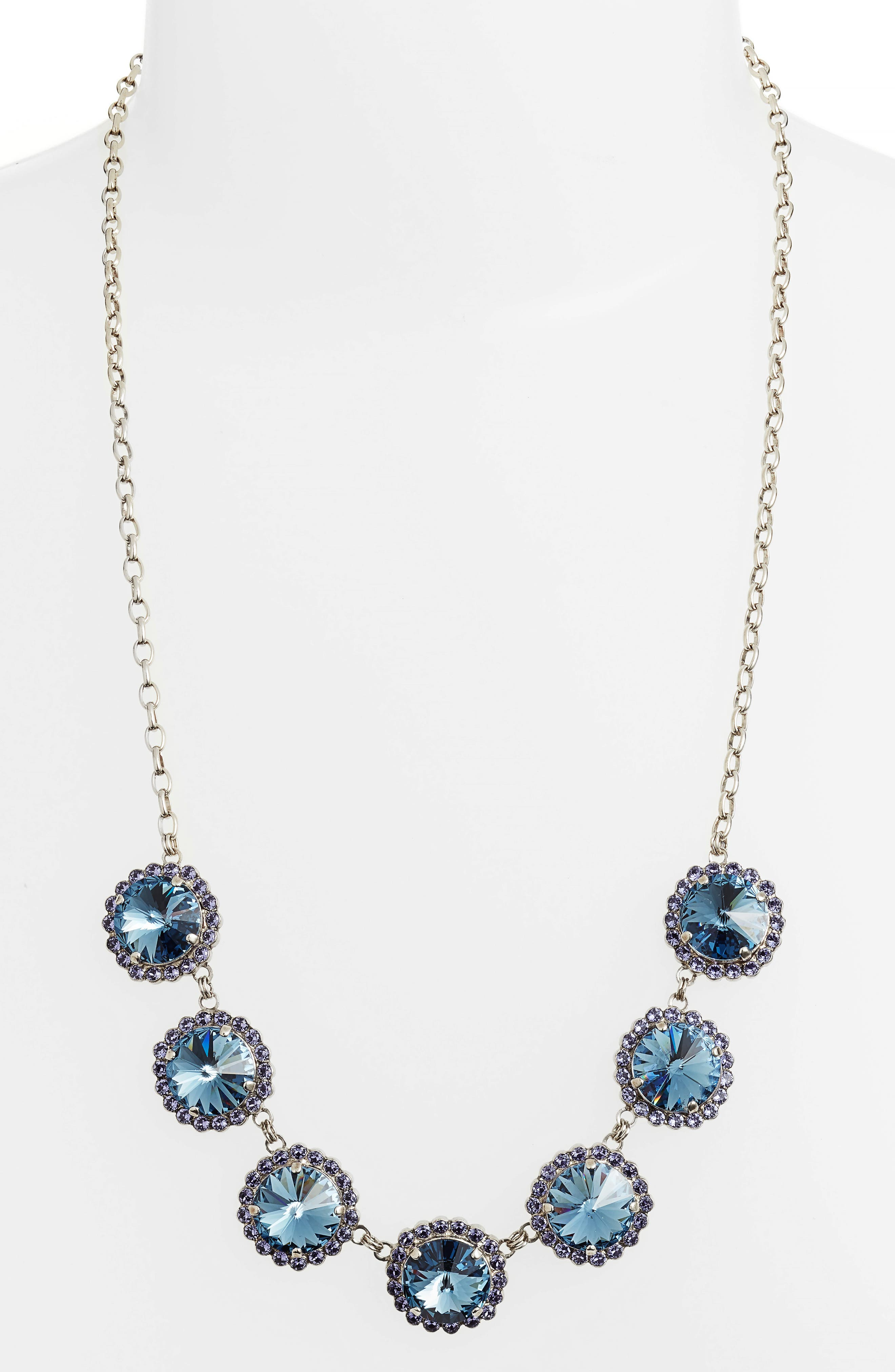 Crystal Necklace,                             Alternate thumbnail 2, color,                             400