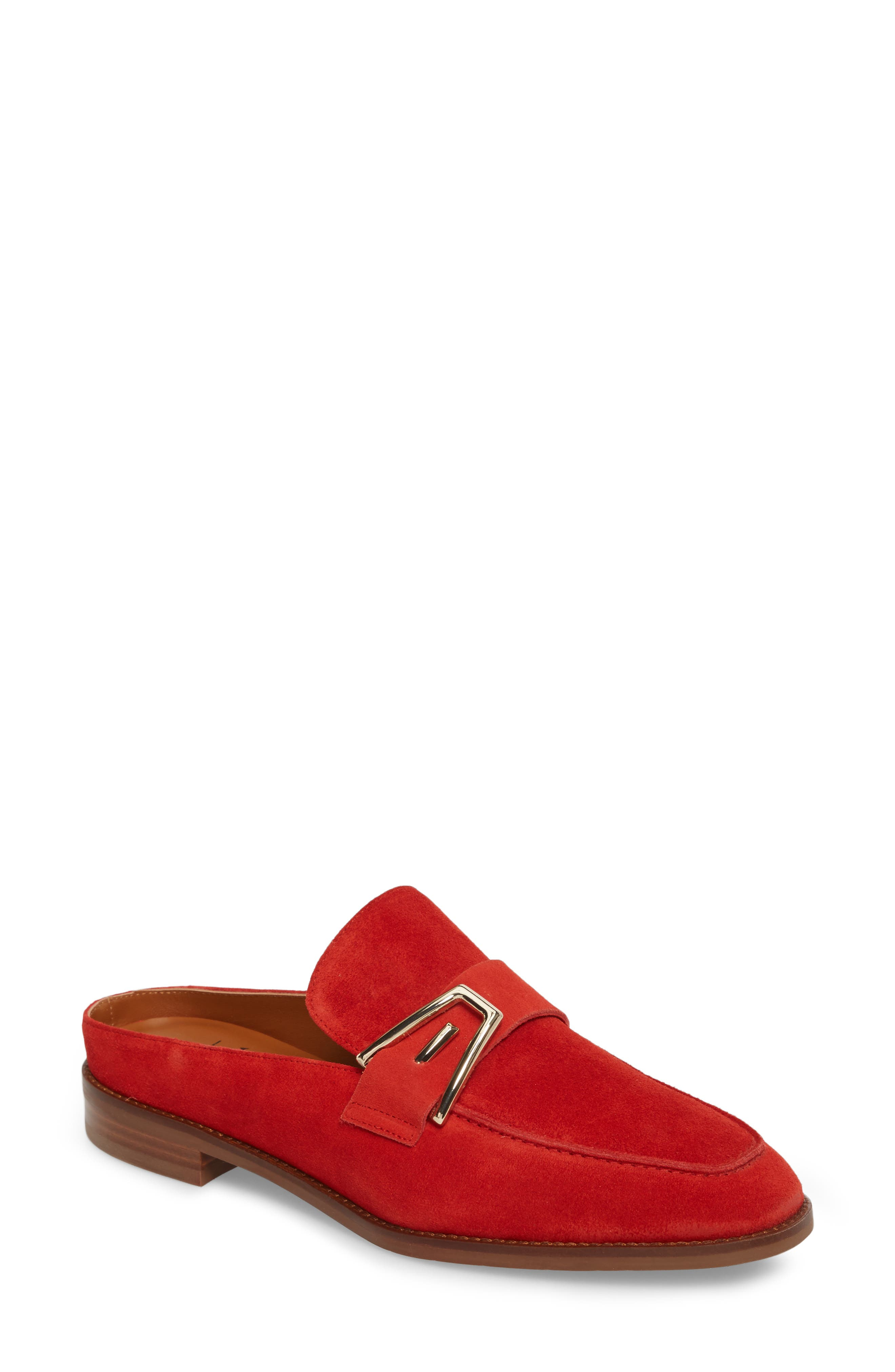 Tosca Loafer Mule,                             Main thumbnail 2, color,
