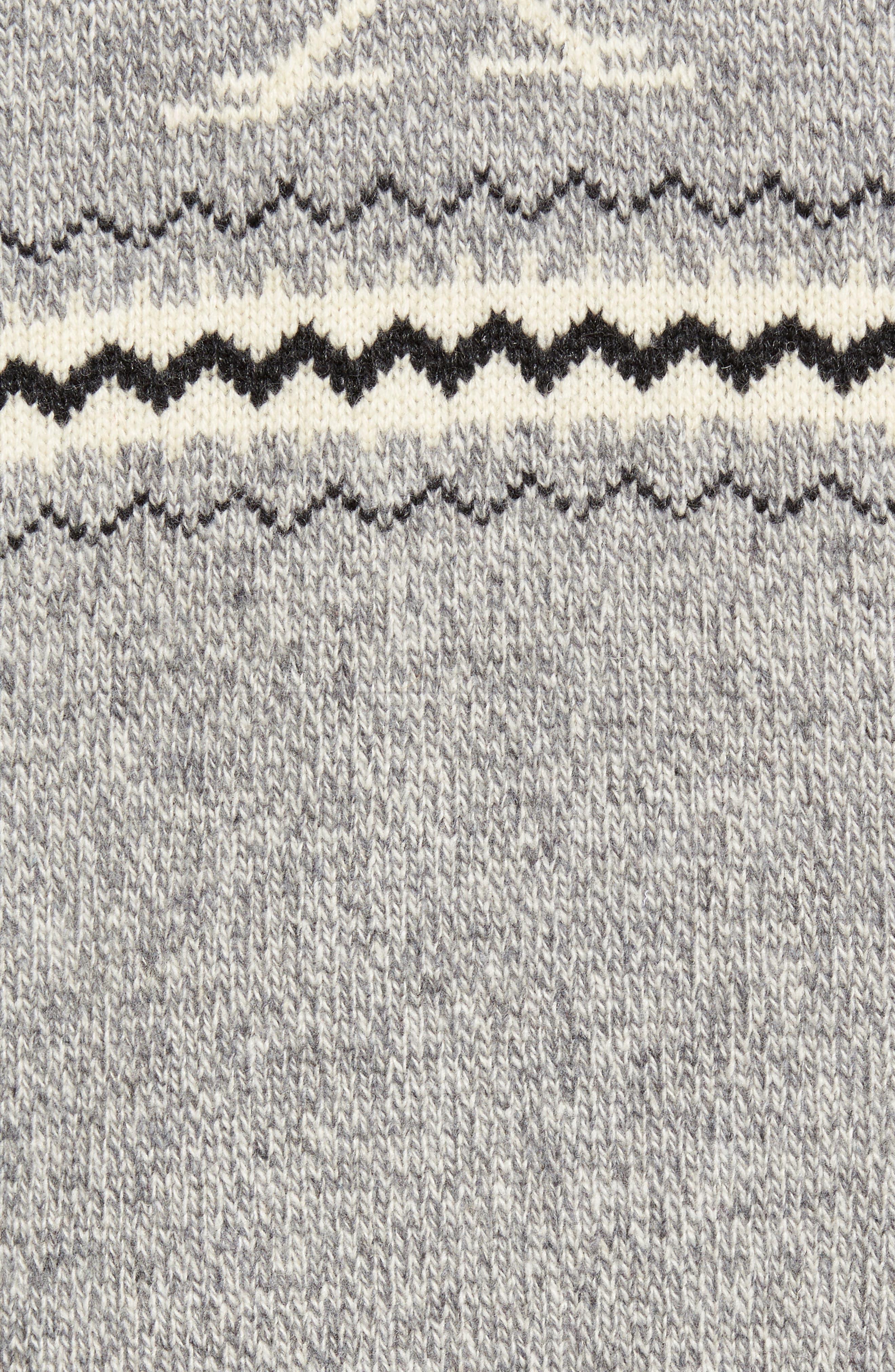 Road Runner Wool Blend Cardigan,                             Alternate thumbnail 5, color,                             050
