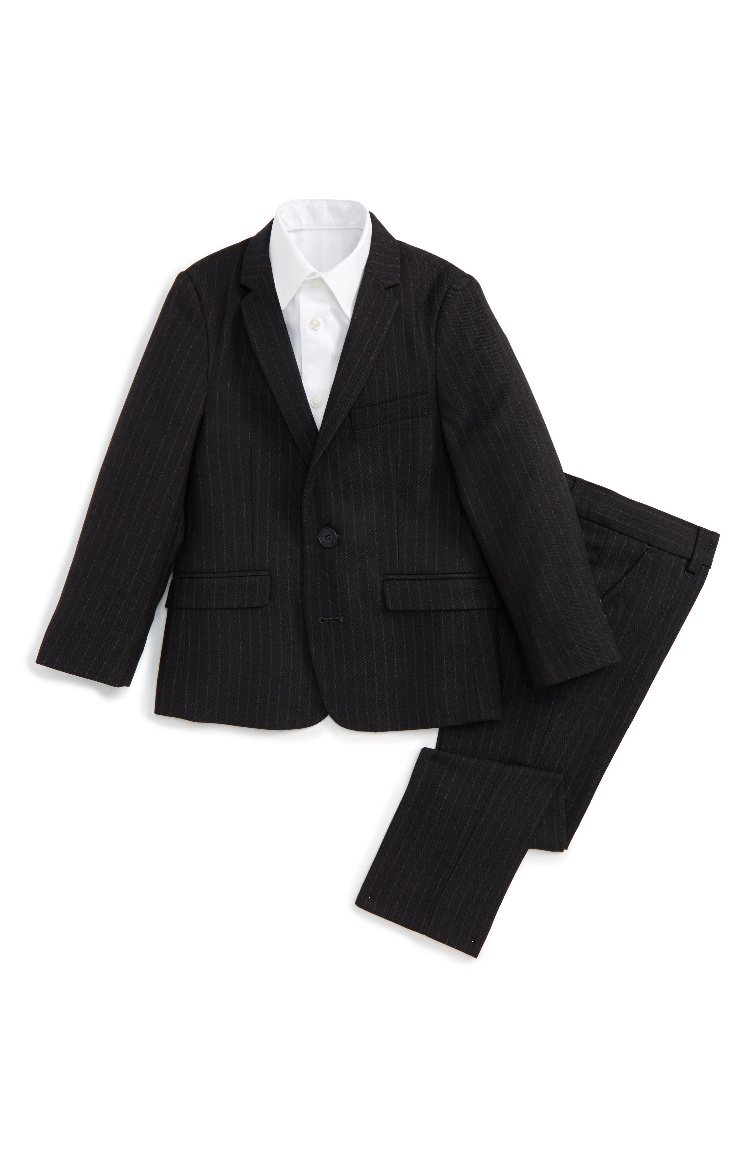 Mod Pinstripe Suit,                             Main thumbnail 1, color,                             020
