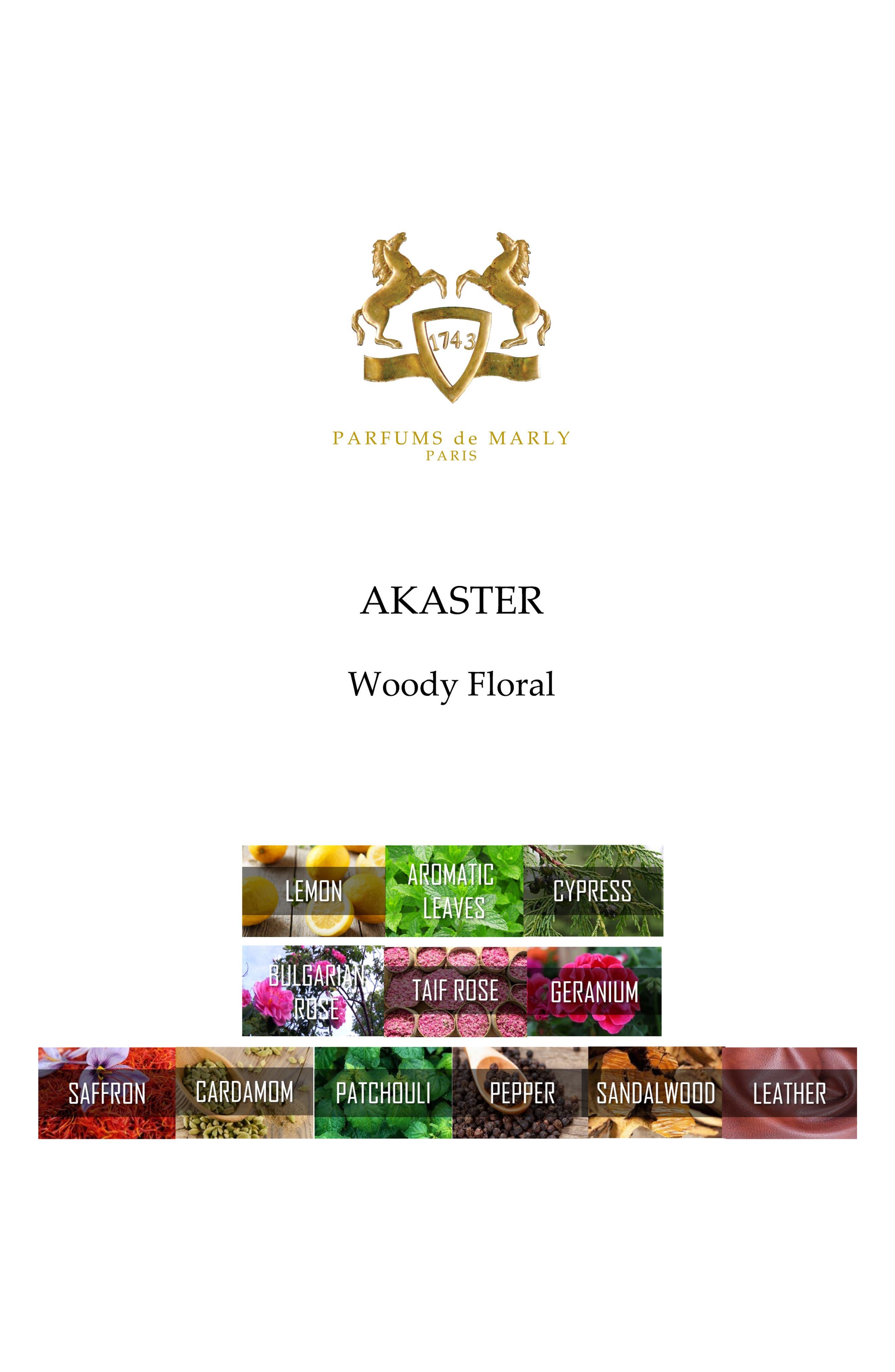 Akaster Eau de Parfum,                             Alternate thumbnail 3, color,                             NO COLOR