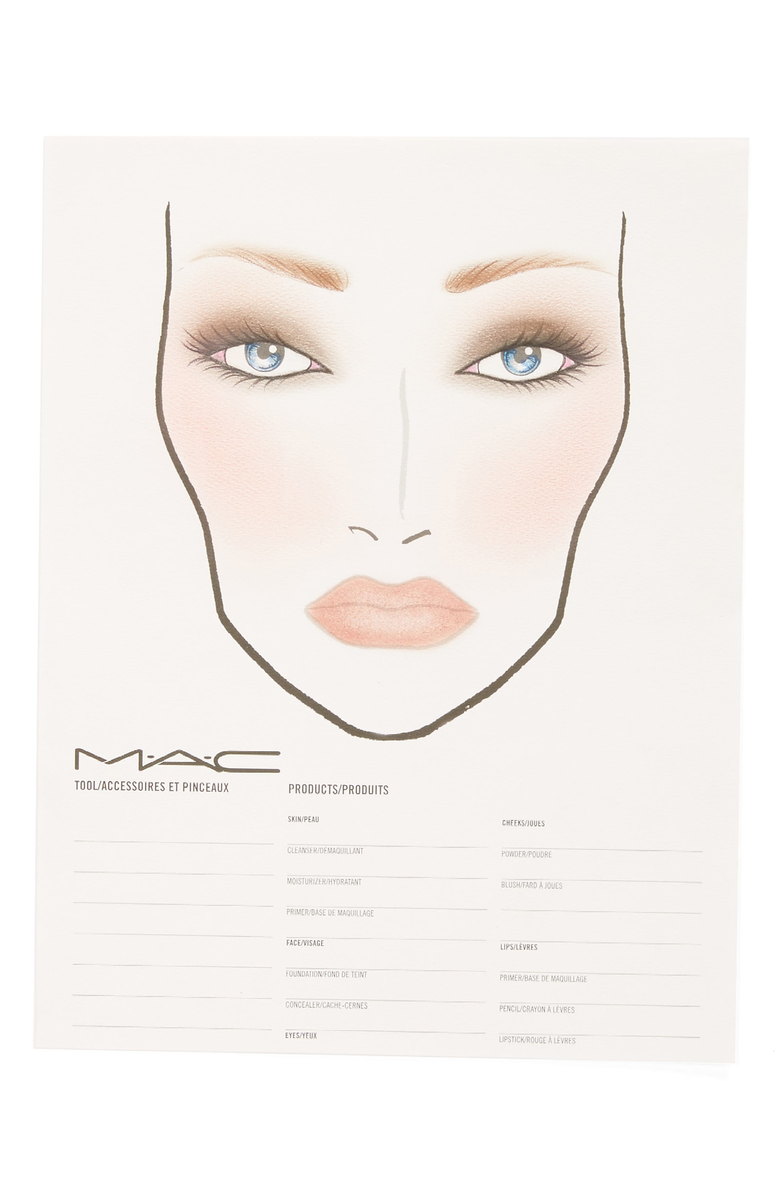 MAC Look in a Box Soft Sophistication Kit,                             Alternate thumbnail 6, color,                             000
