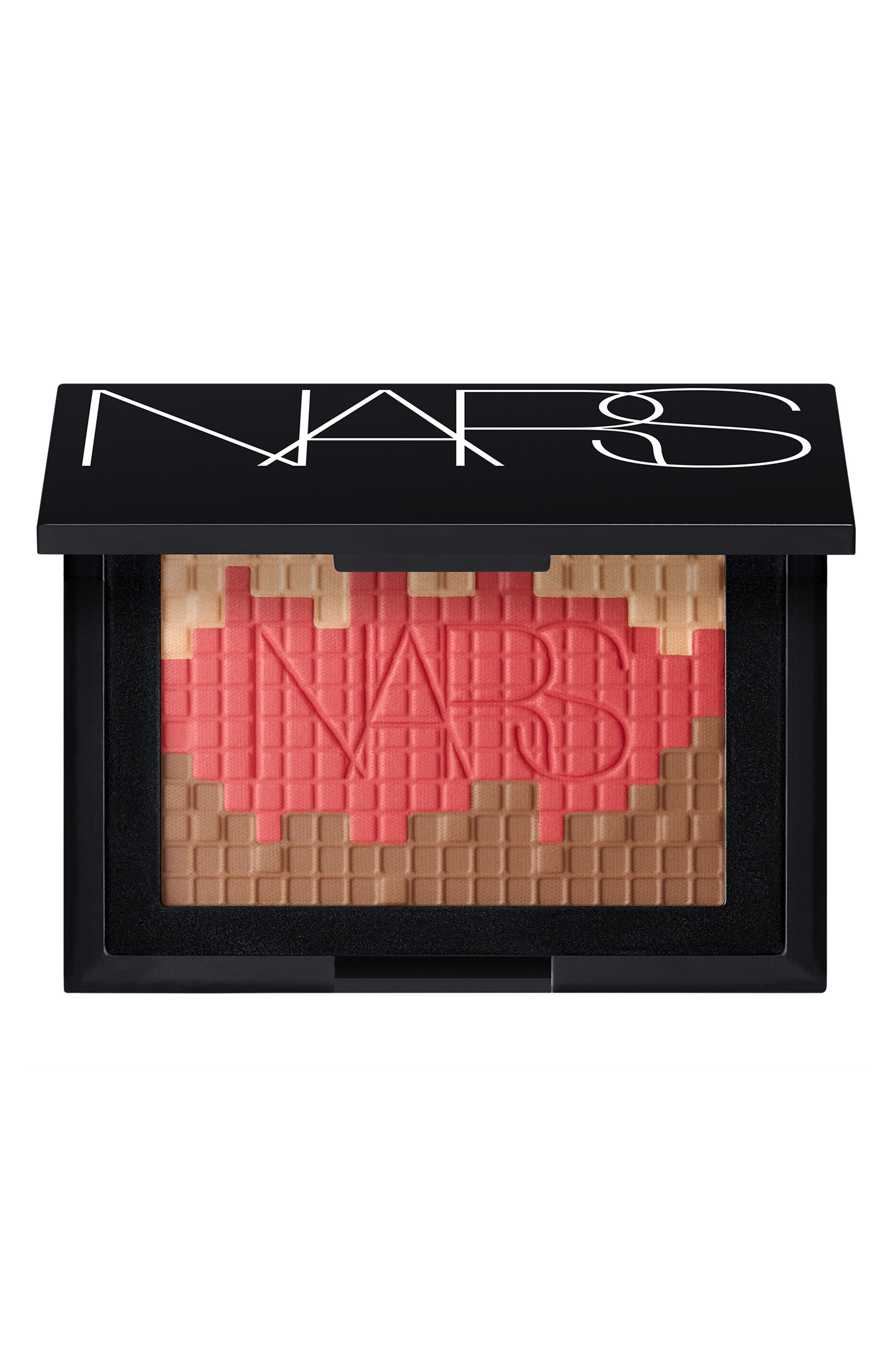 NARS Mosaic Glow Blush, Main, color, FIRECLAY