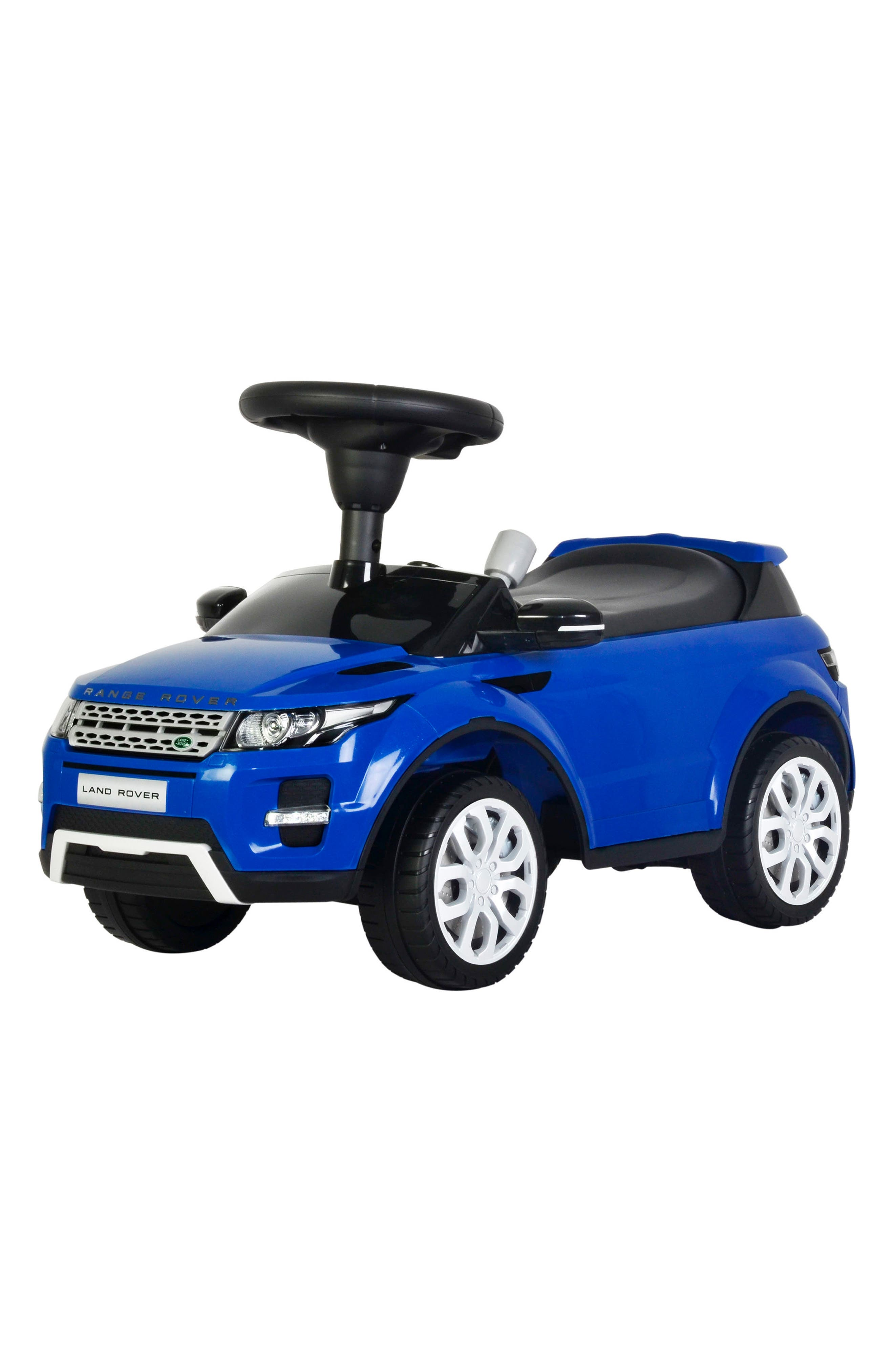 Range Rover Push Car,                         Main,                         color, BLUE