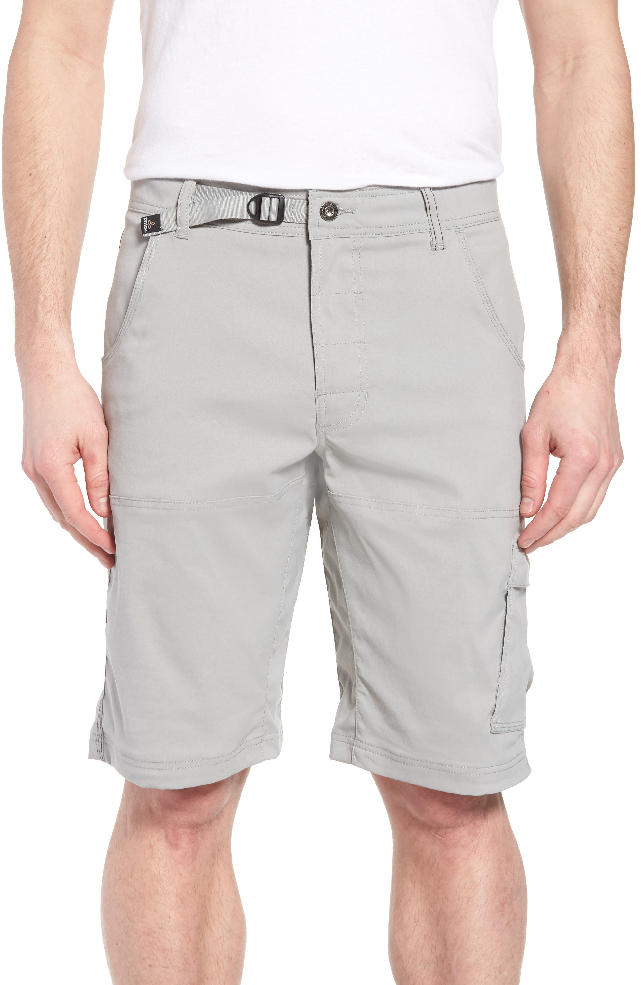 Zion Stretch Shorts,                             Main thumbnail 1, color,                             020