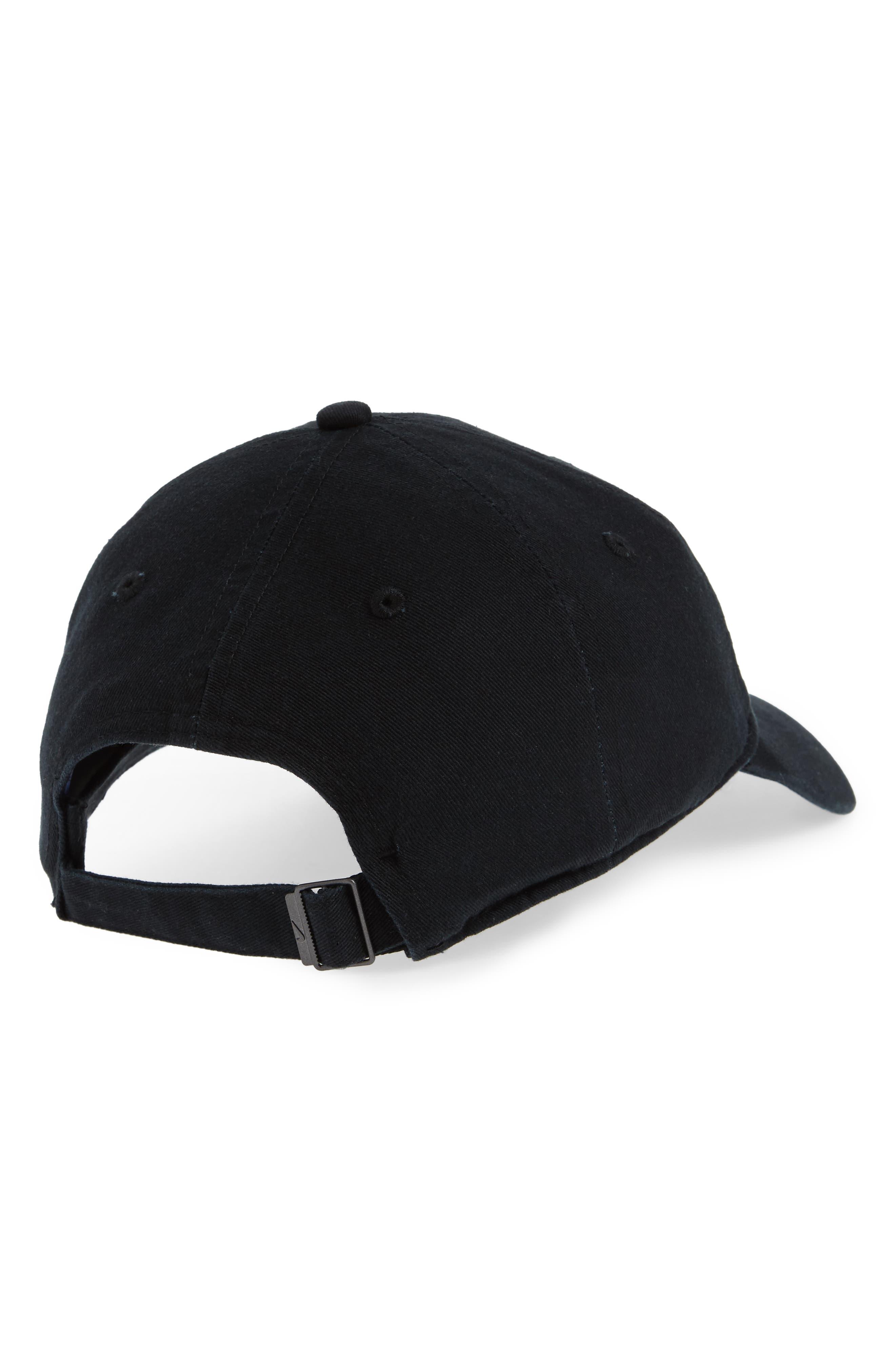Women's H86 Swoosh Hat,                             Alternate thumbnail 2, color,                             010
