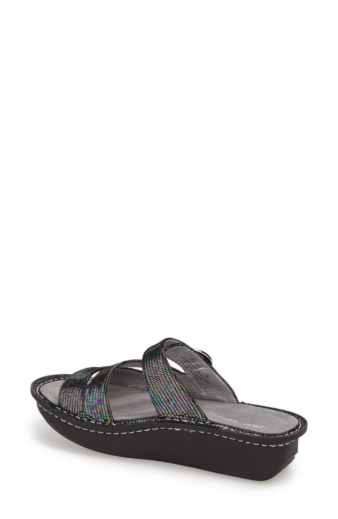 'Colette' Platform Sandal,                             Alternate thumbnail 42, color,