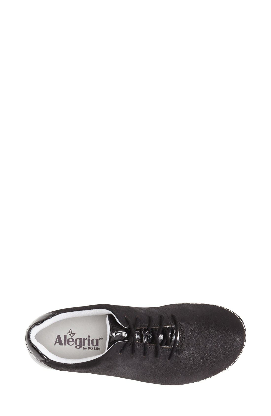 Essence Lace-Up Leather Oxford,                             Alternate thumbnail 74, color,