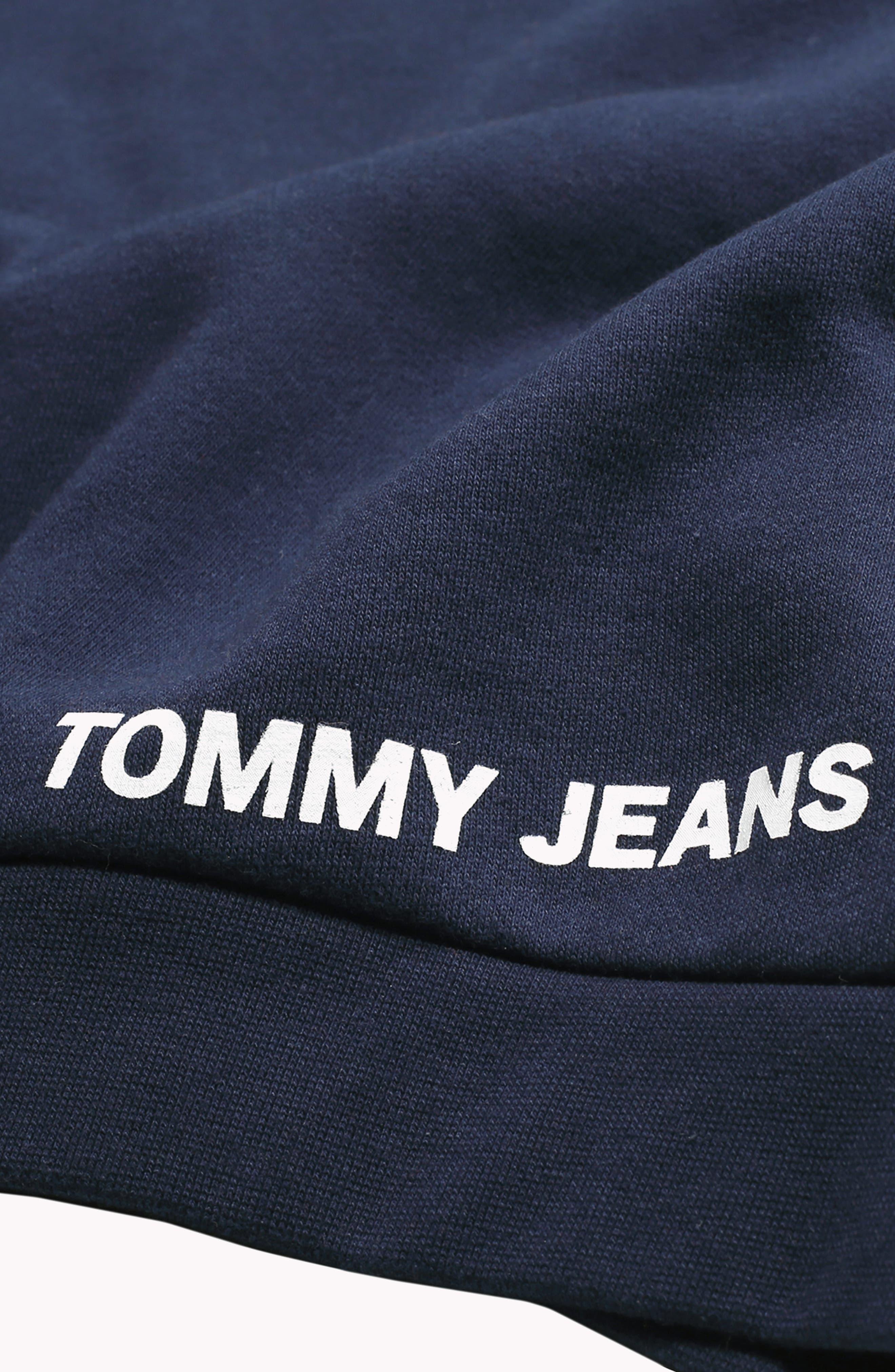 TJW Clean Logo Sweatshirt,                             Alternate thumbnail 4, color,                             002