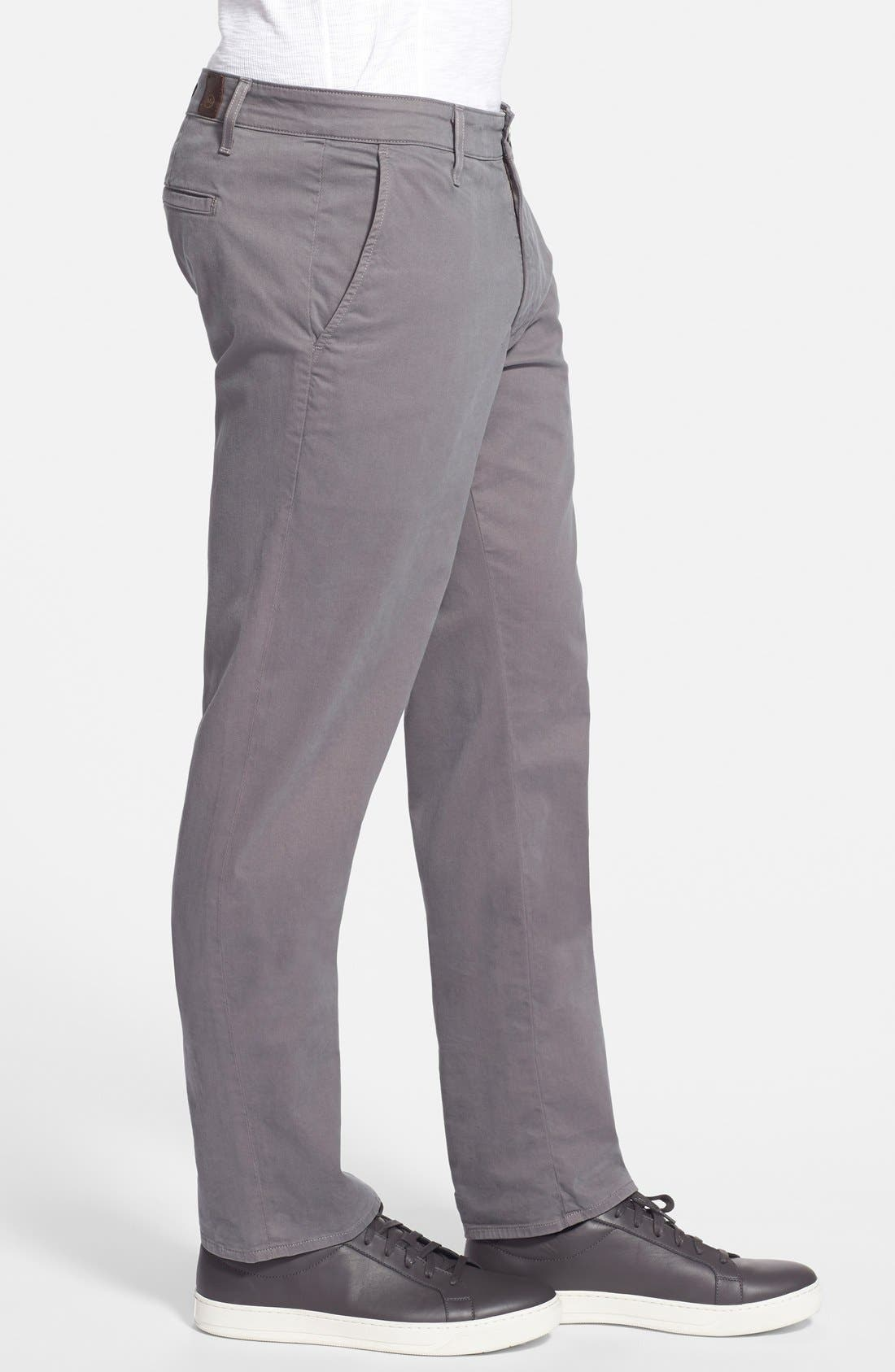 'The Lux' Tailored Straight Leg Chinos,                             Alternate thumbnail 38, color,