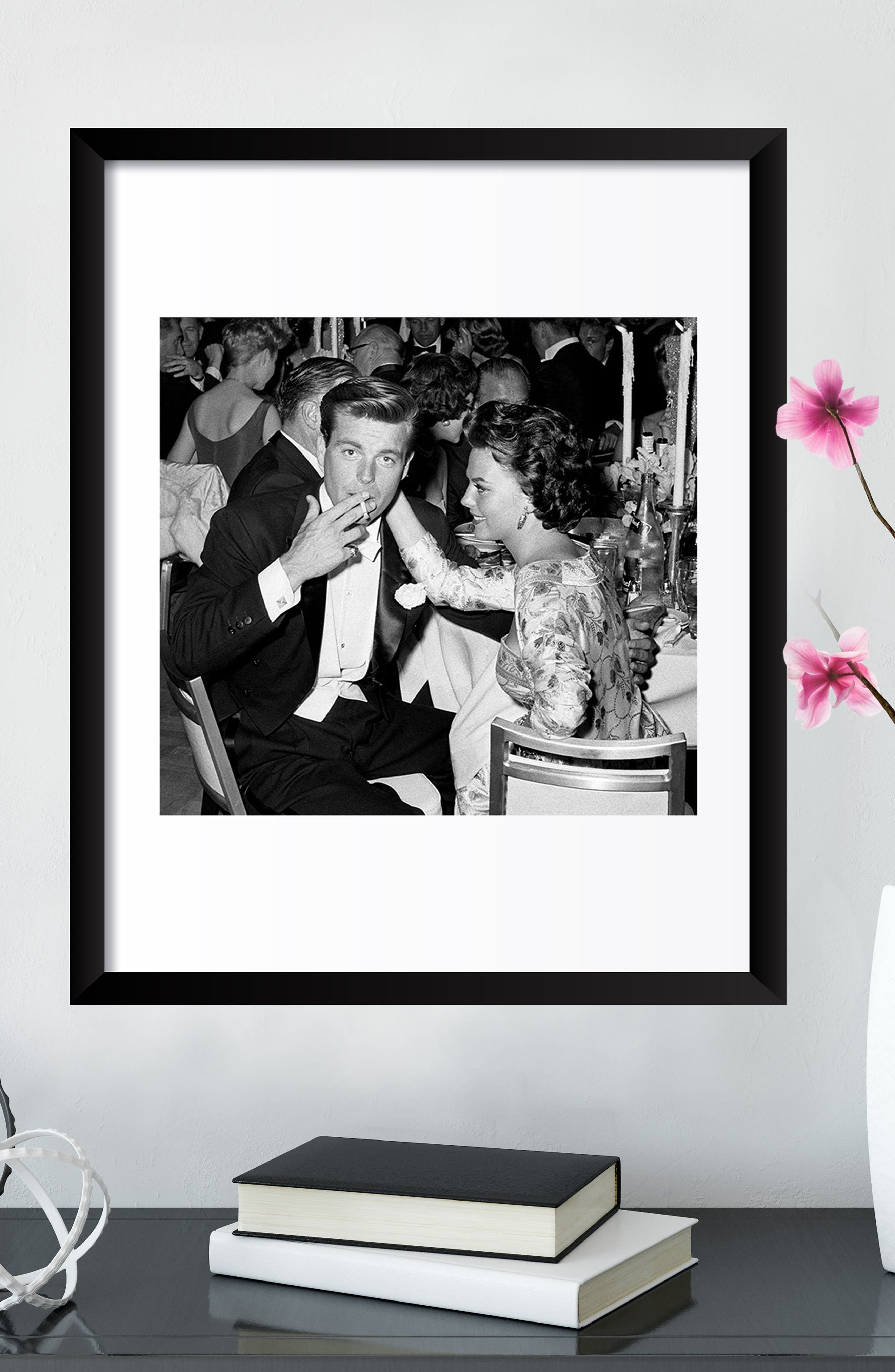 Robert Wagner & Natalie Wood Fine Art Print,                             Alternate thumbnail 2, color,                             001