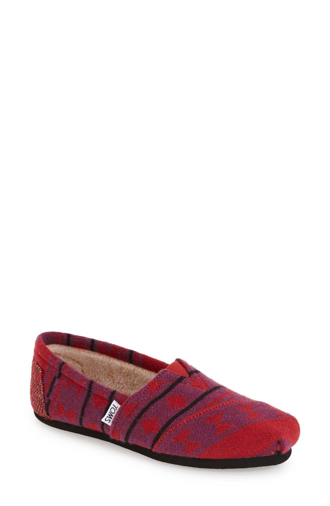'Classic Knit' Slip-On,                             Main thumbnail 11, color,