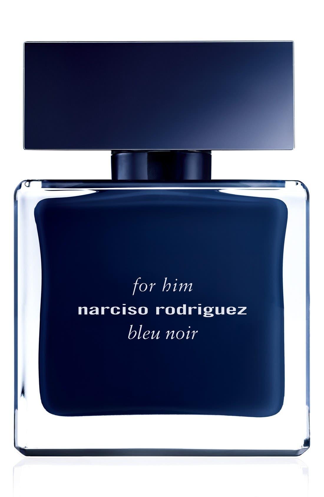 'For Him Bleu Noir' Eau de Toilette,                             Alternate thumbnail 3, color,                             000