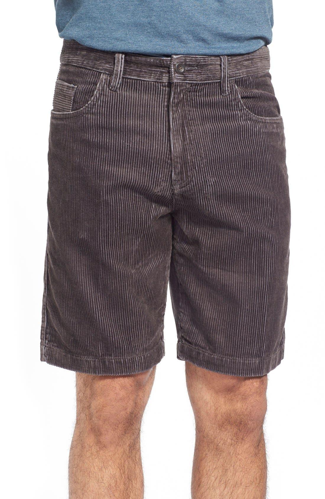 Kordo Corduroy Walking Shorts,                             Main thumbnail 2, color,