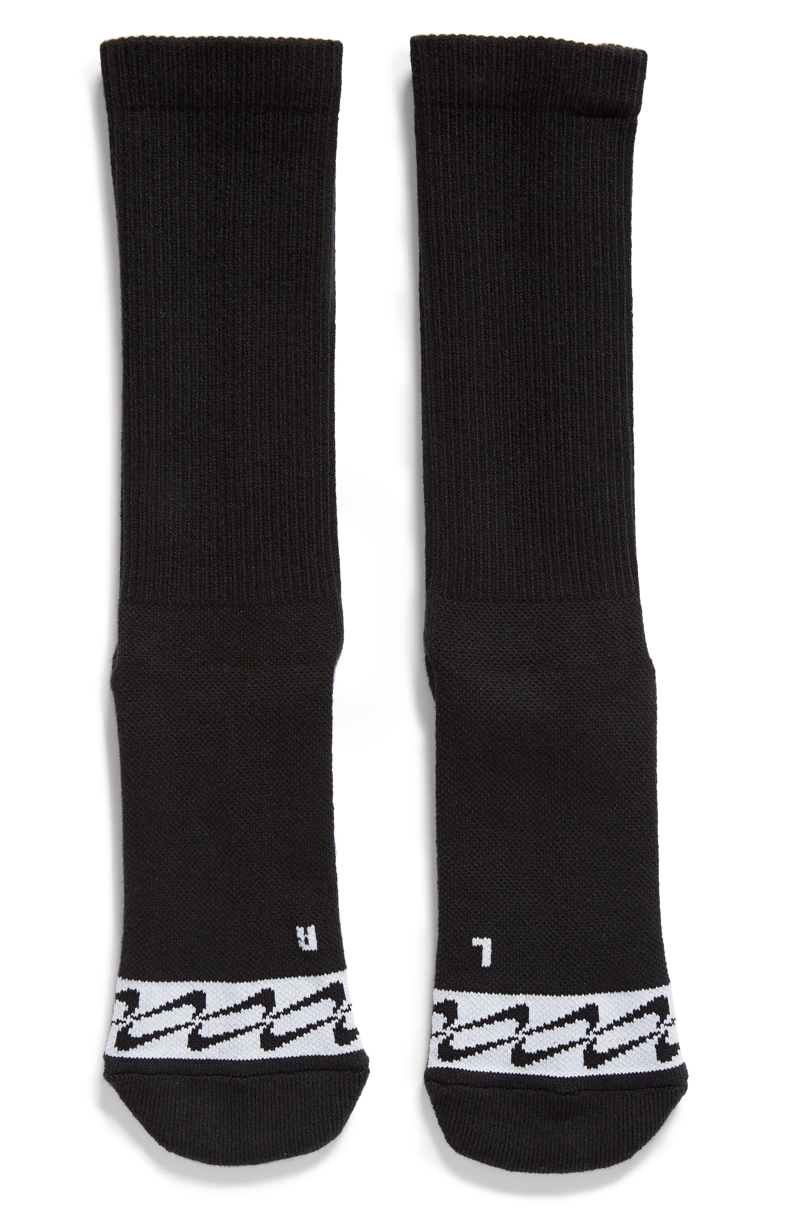NRG Unisex Dri-FIT Socks,                             Alternate thumbnail 4, color,                             010