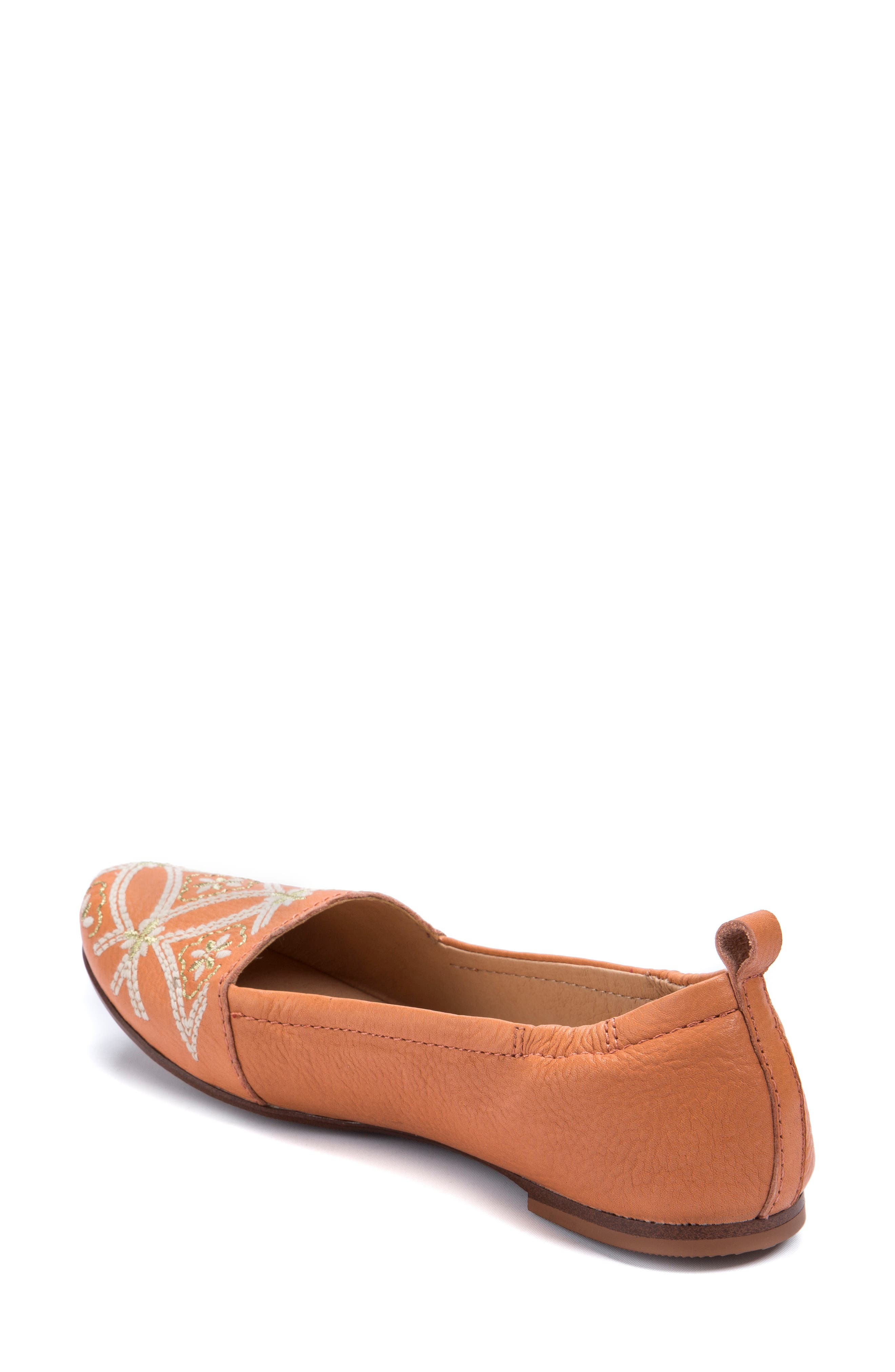 Globe Embroidered Flat,                             Alternate thumbnail 10, color,