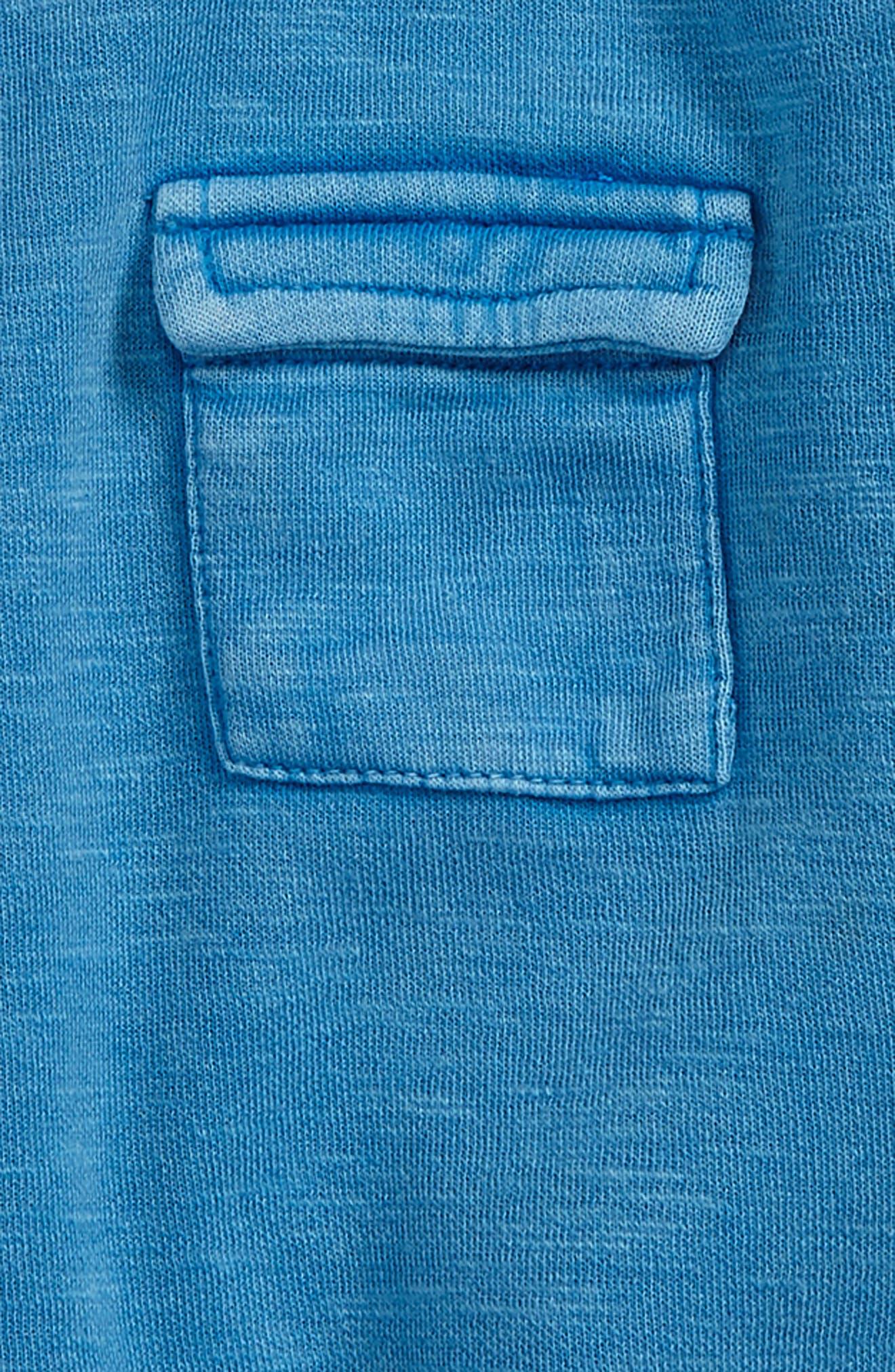 Drop Shoulder T-Shirt,                             Alternate thumbnail 2, color,                             450