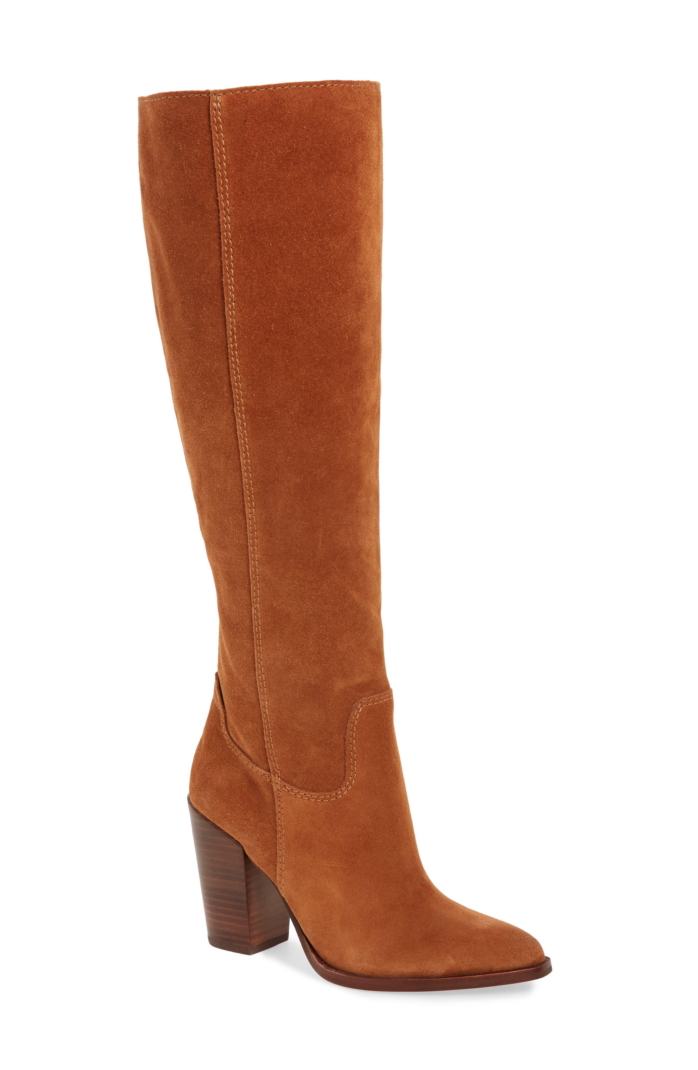 Dolce Vita Kylar Knee High Boot, Brown