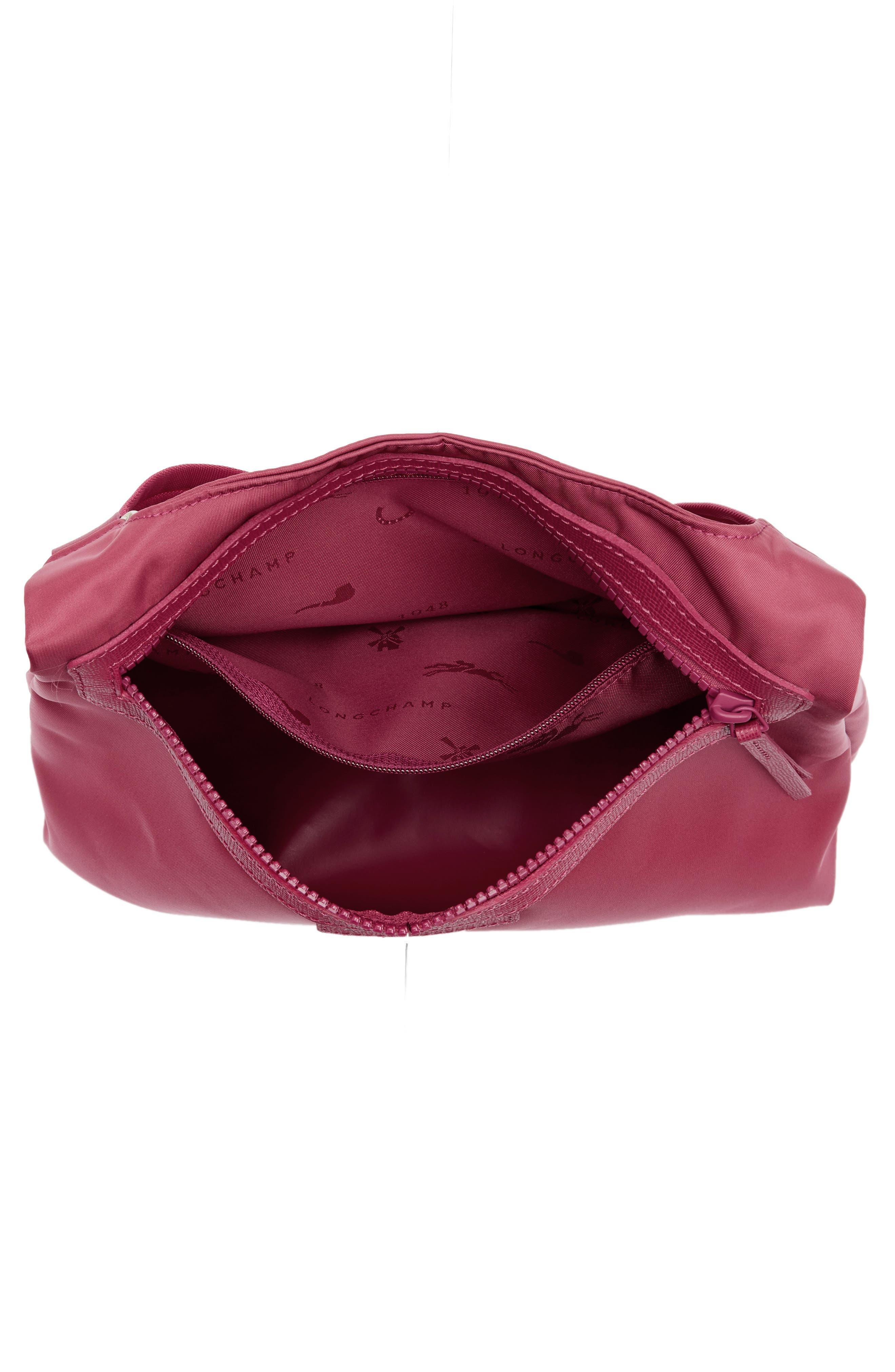 Le Pliage Neo Nylon Crossbody Bag,                             Alternate thumbnail 4, color,                             650