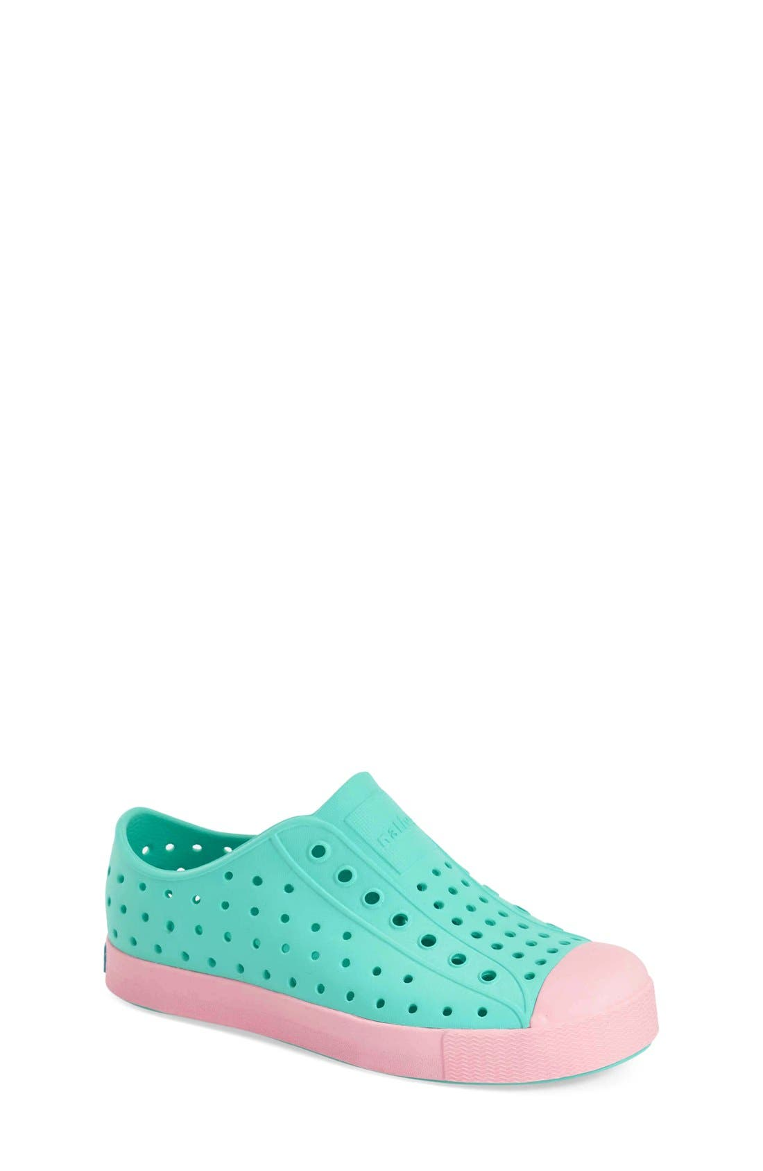 'Jefferson' Water Friendly Slip-On Sneaker,                             Main thumbnail 50, color,