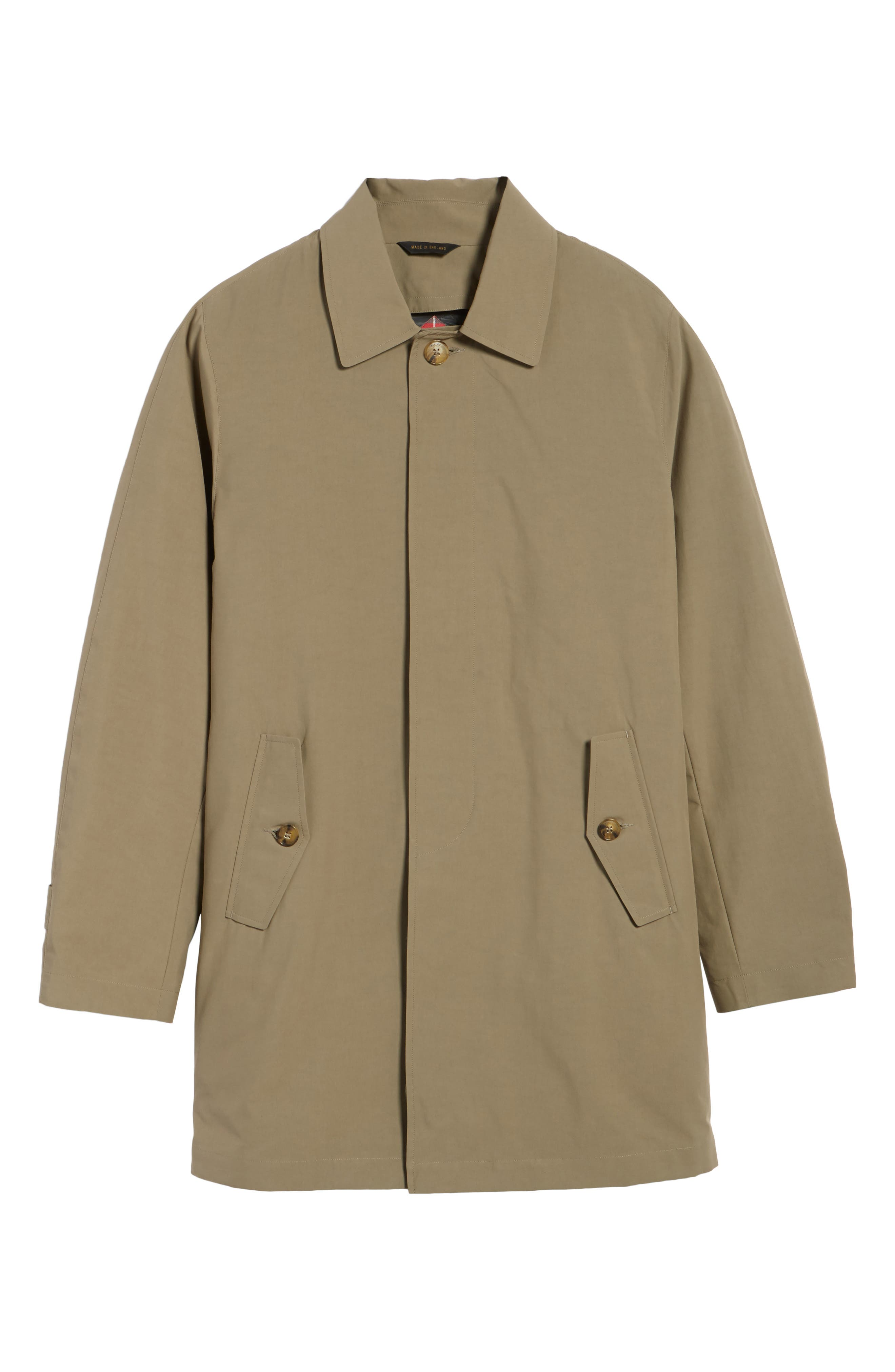 Waterproof Coat with Removable Liner,                             Alternate thumbnail 6, color,                             400