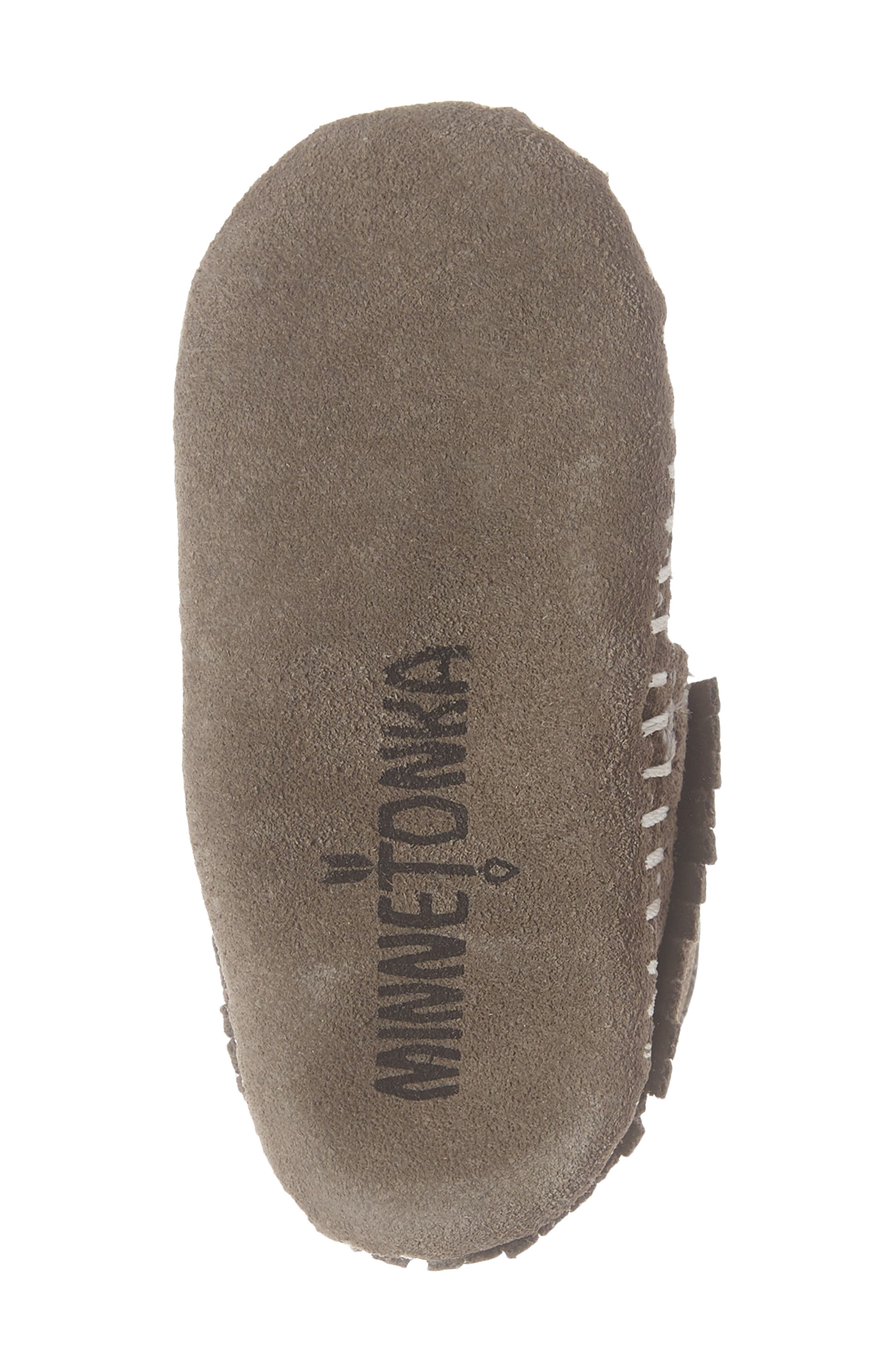 'Riley' Bootie,                             Alternate thumbnail 6, color,                             GREY