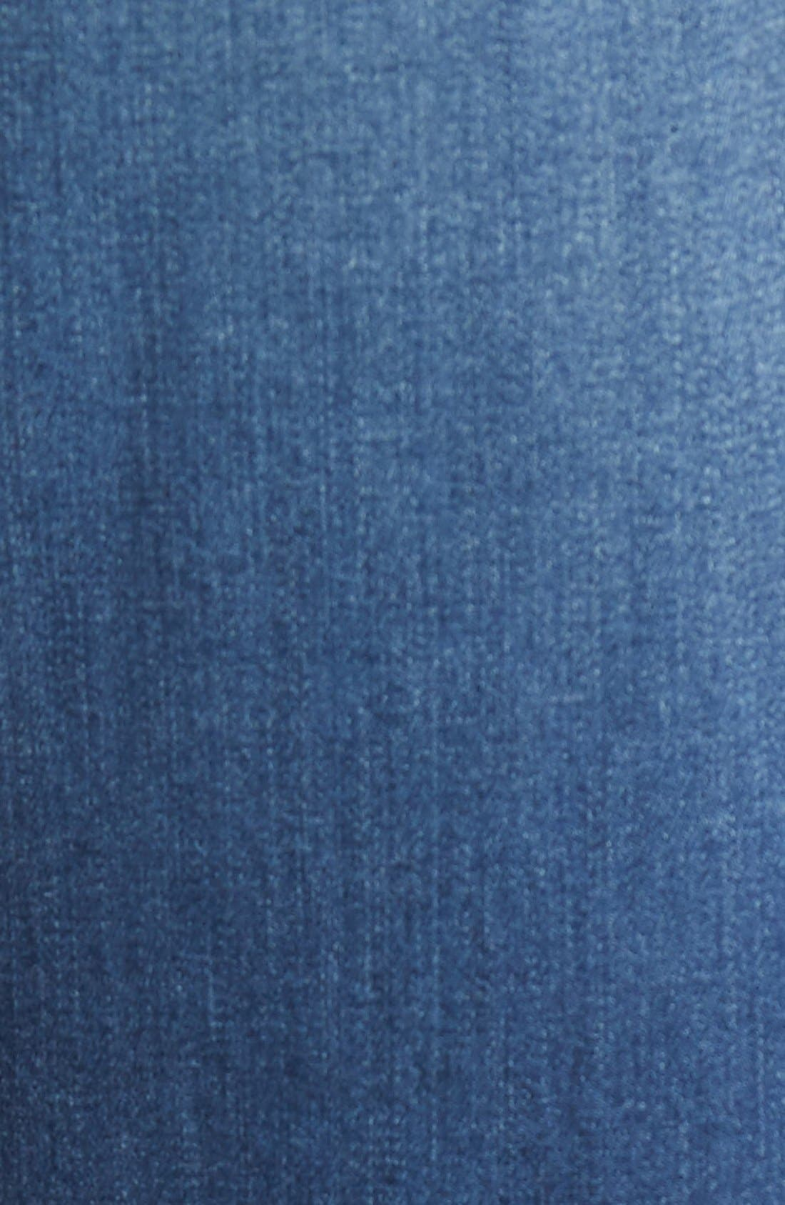 The Straight Luxe Performance Slim Straight Leg Jeans,                             Alternate thumbnail 5, color,