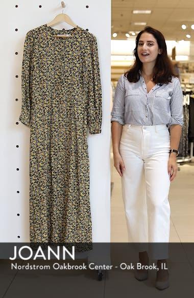 Ditzy Floral Dress, sales video thumbnail