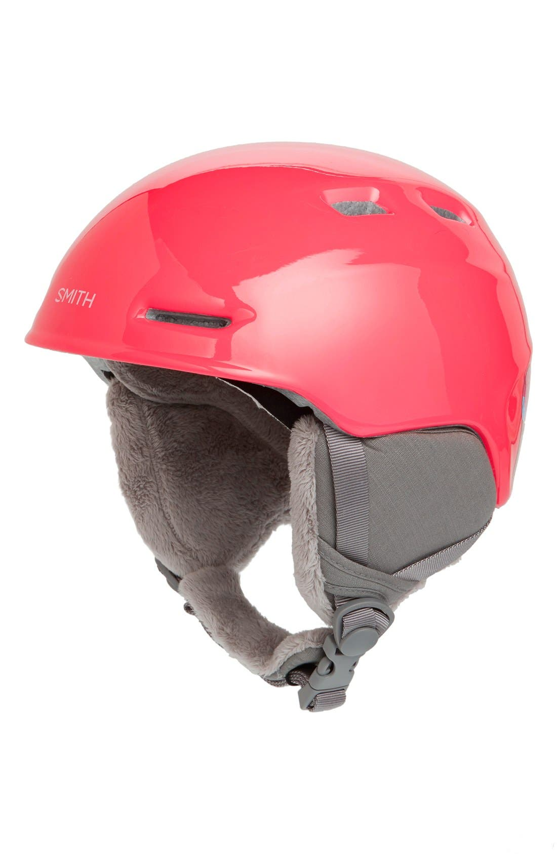 'Zoom Jr.' Snow Helmet,                             Main thumbnail 1, color,
