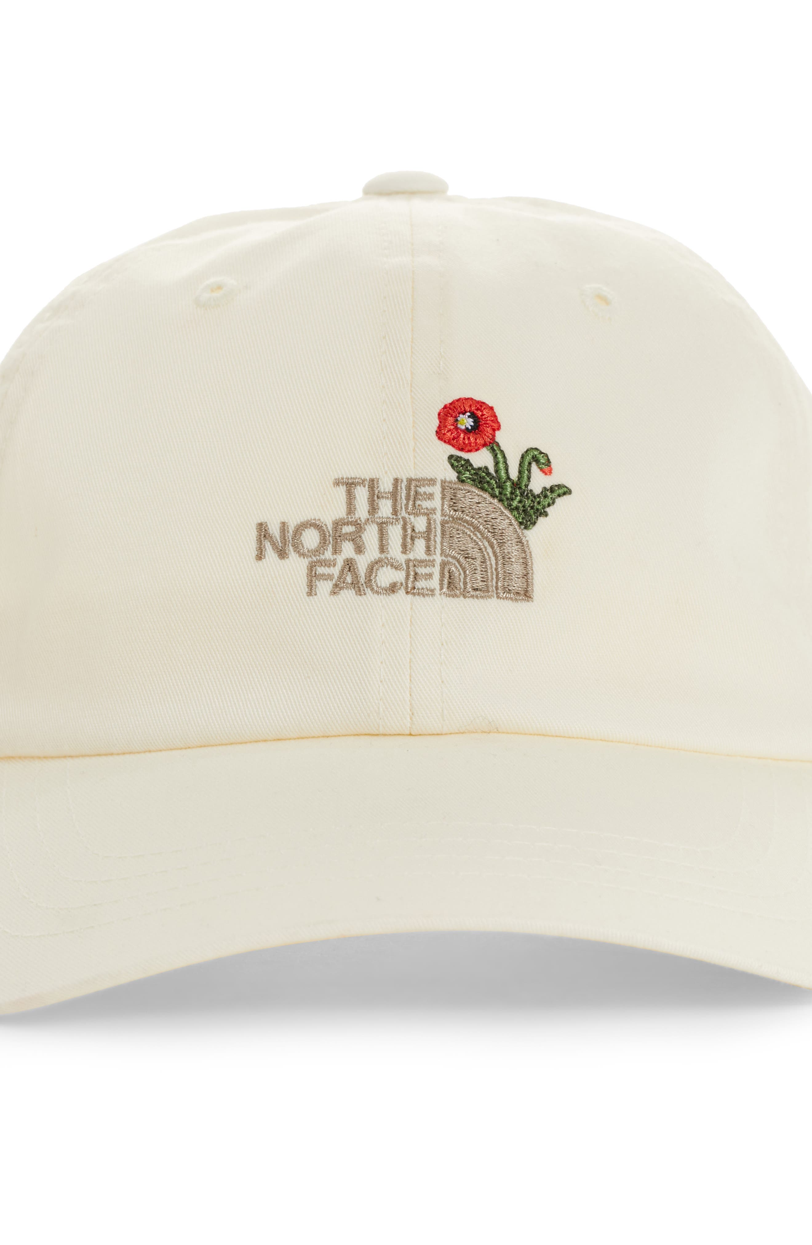 Norm Poppy Embroidered Adjustable Cap,                             Alternate thumbnail 5, color,