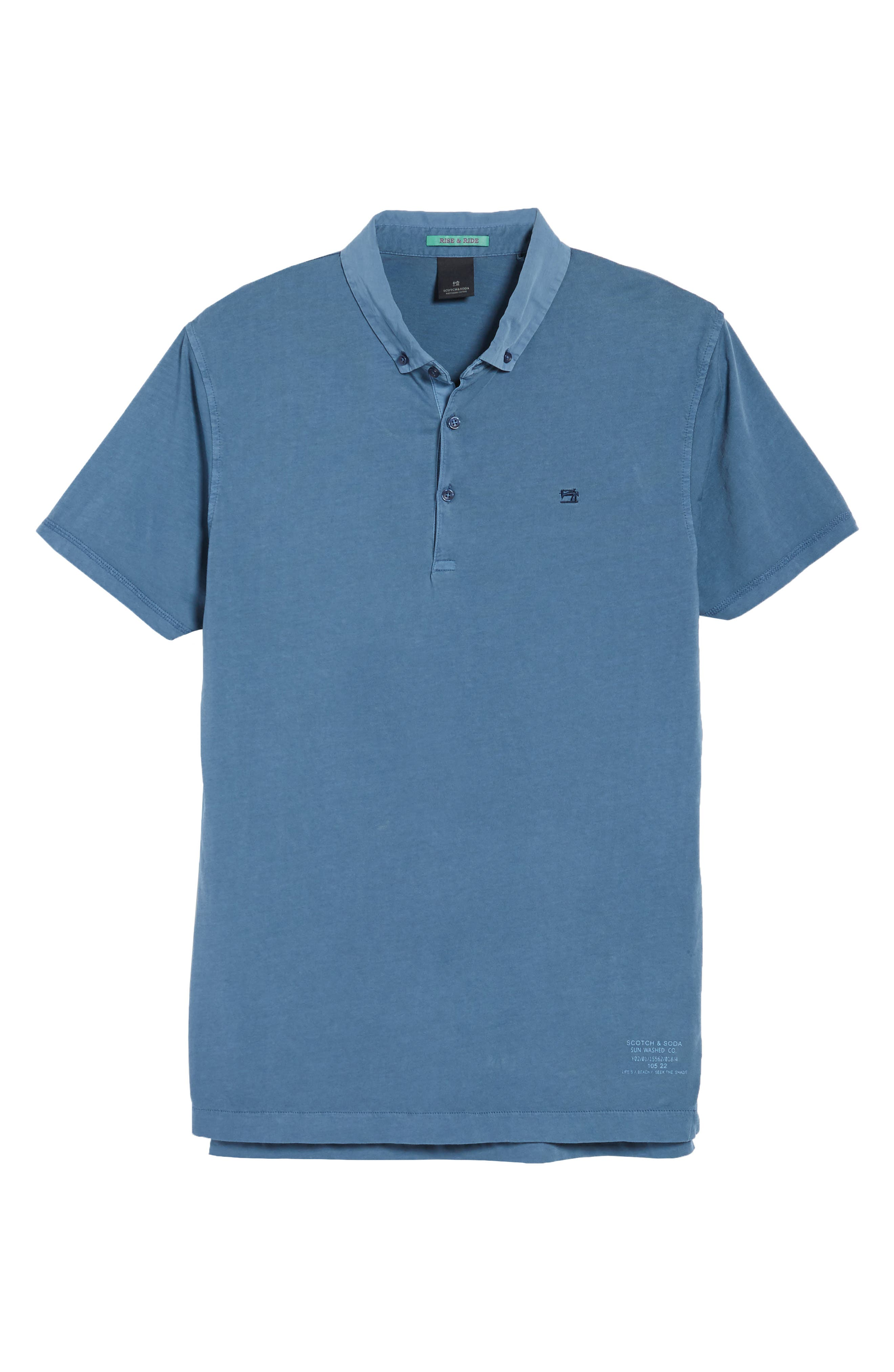 Classic Jersey Polo,                             Alternate thumbnail 17, color,
