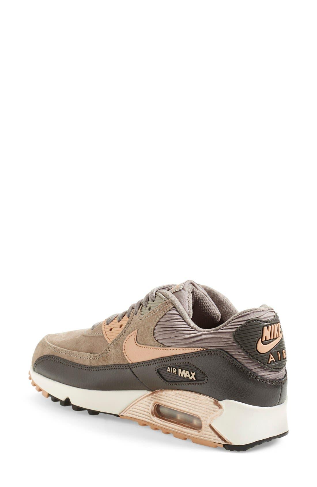 'Air Max 90' Sneaker,                             Alternate thumbnail 2, color,                             020